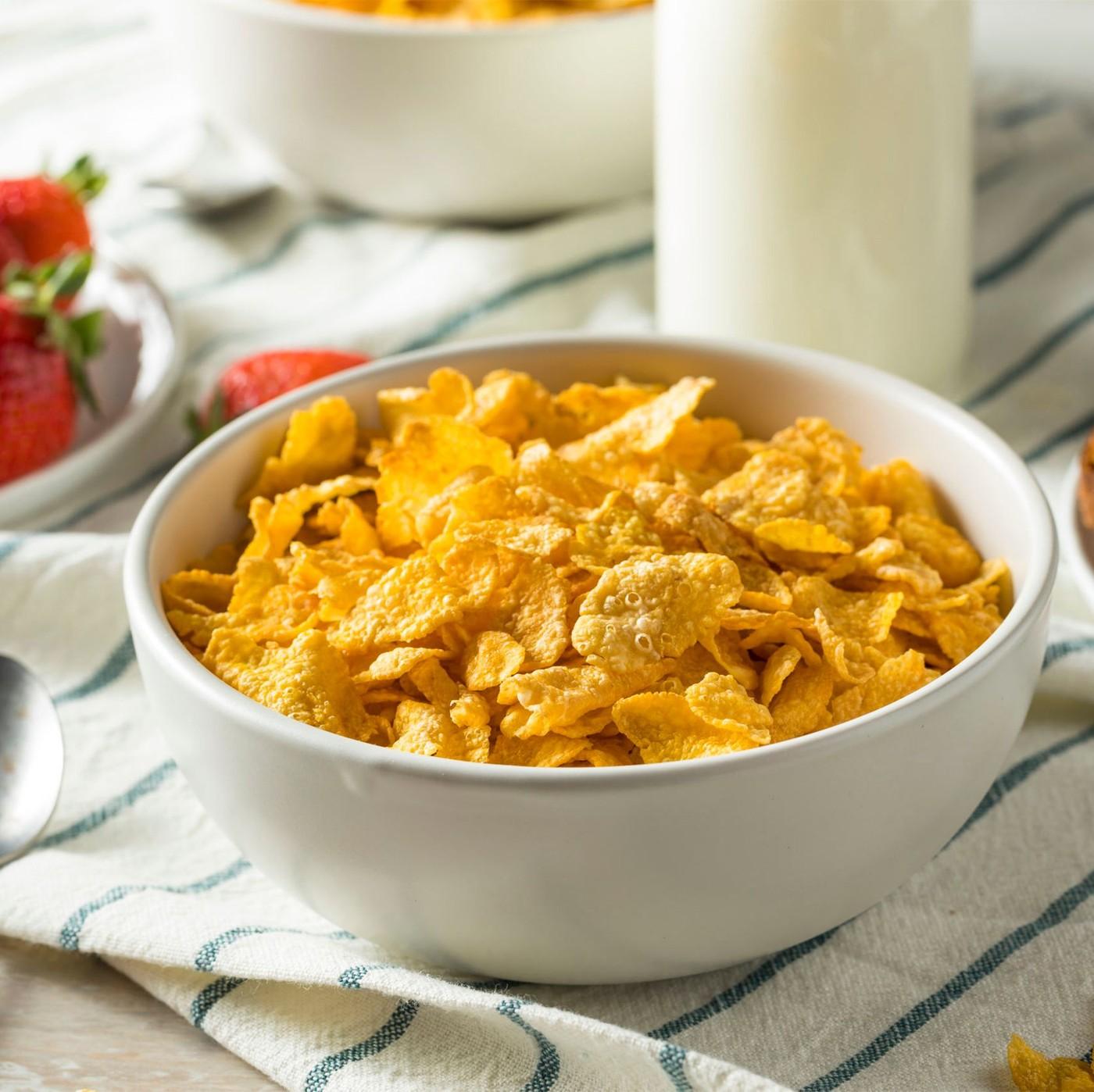 "receta de Corn Flakes Monodose ""Sin Gluten"""