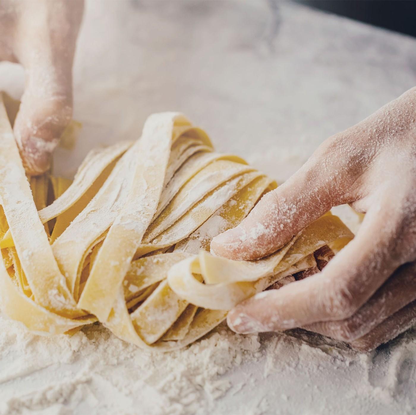 receta de Harina Mix Para Pasta Fresca (Sin Gluten)