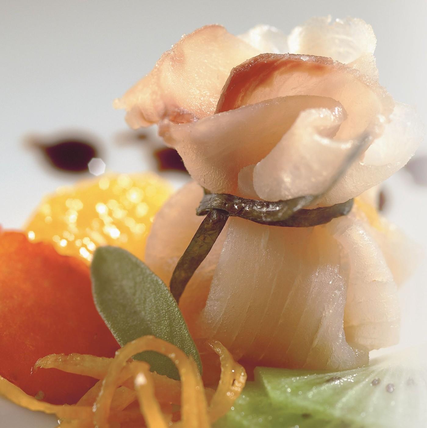 receta de Carpaccio de pez espada