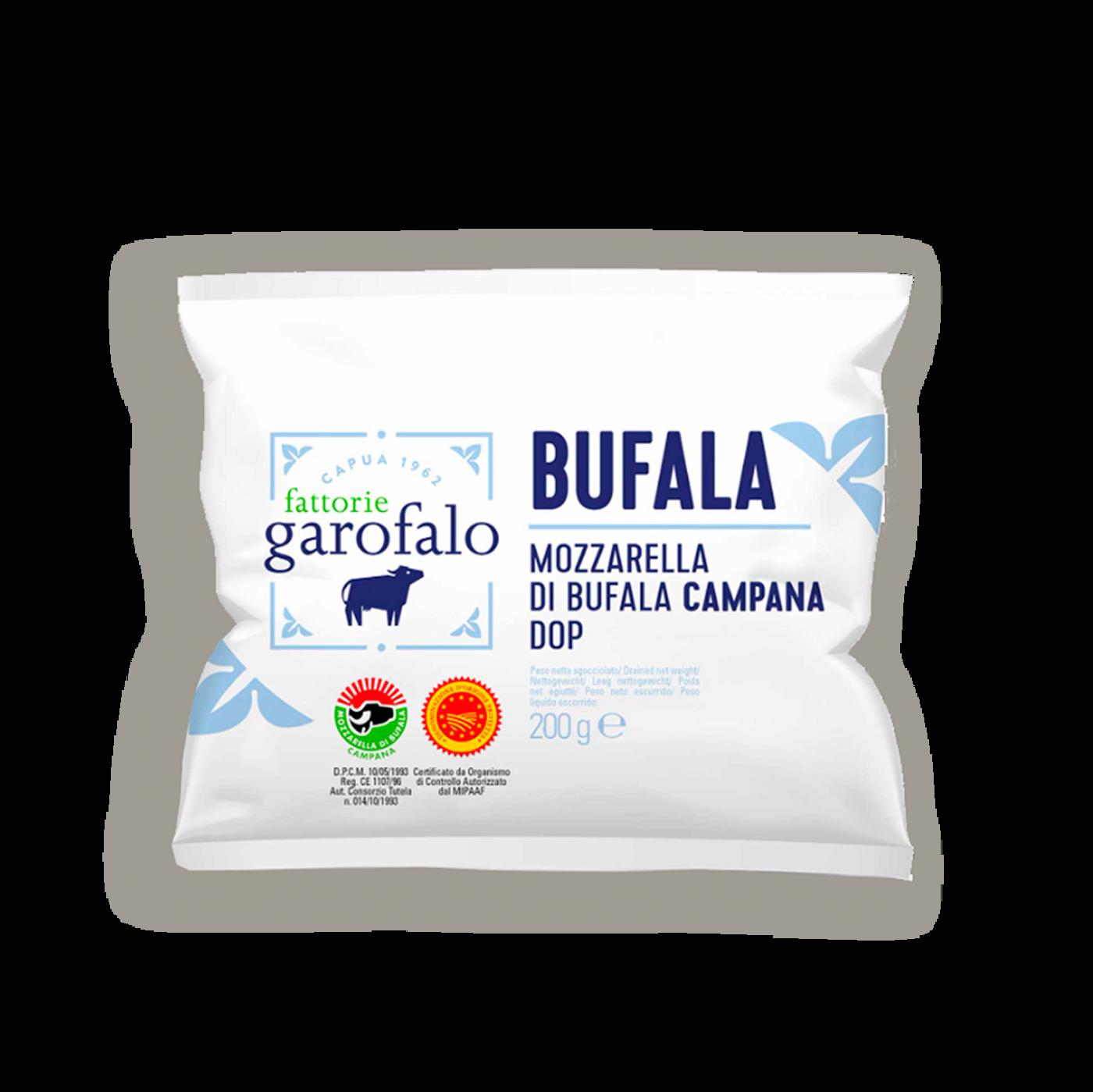 Mozzarella De Búfala