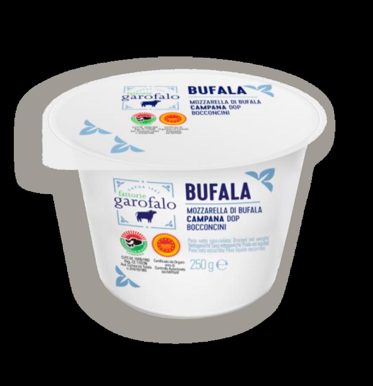 Bocconi De Búfala Campana Dop