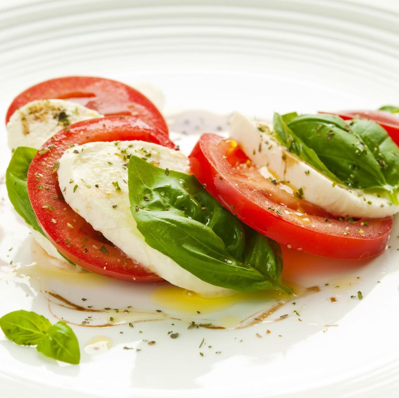 receta de Mozzarella Di Bufala Campana D.o.p.