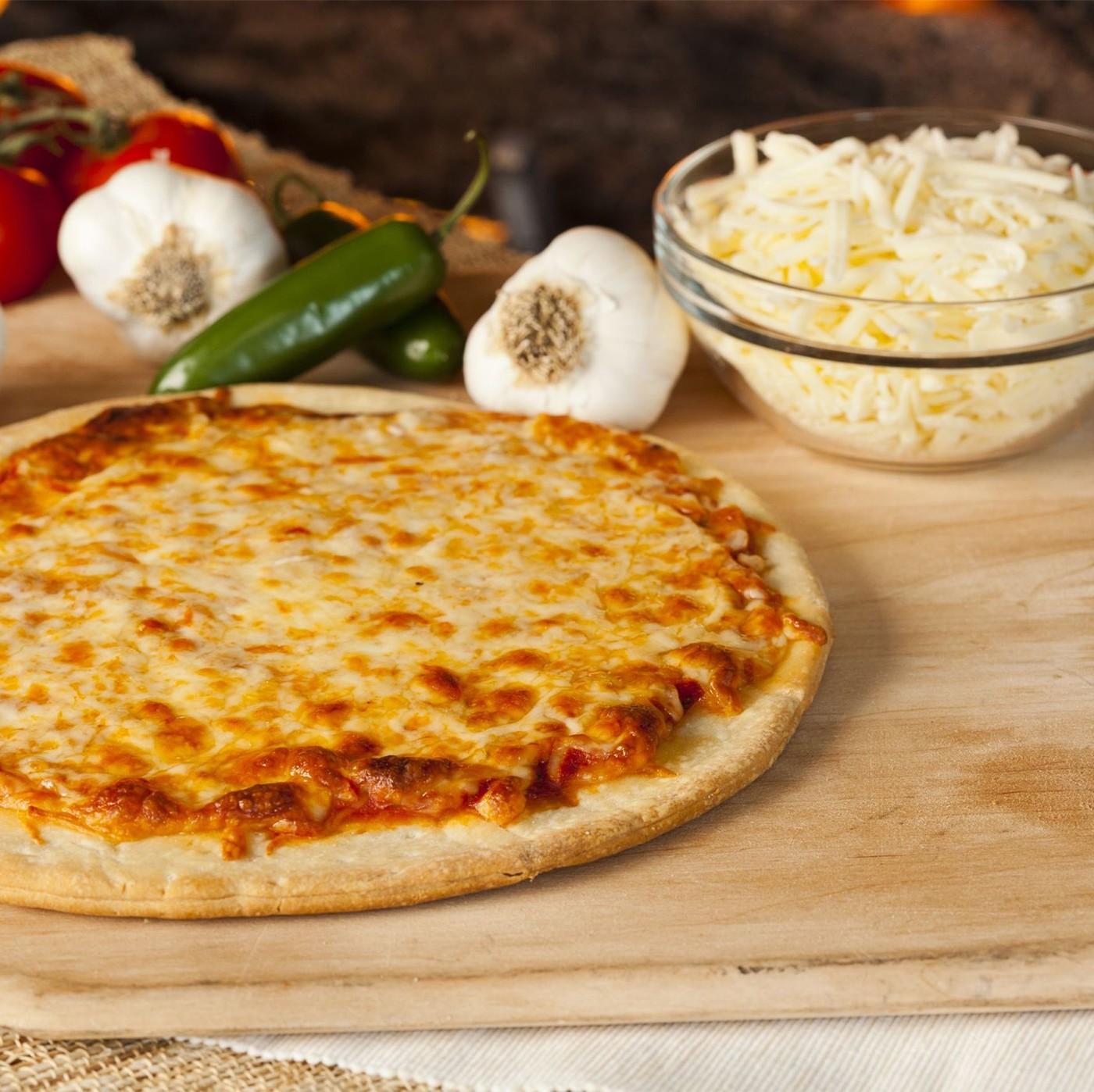 receta de Mozzarella Pizzatopping Rallada