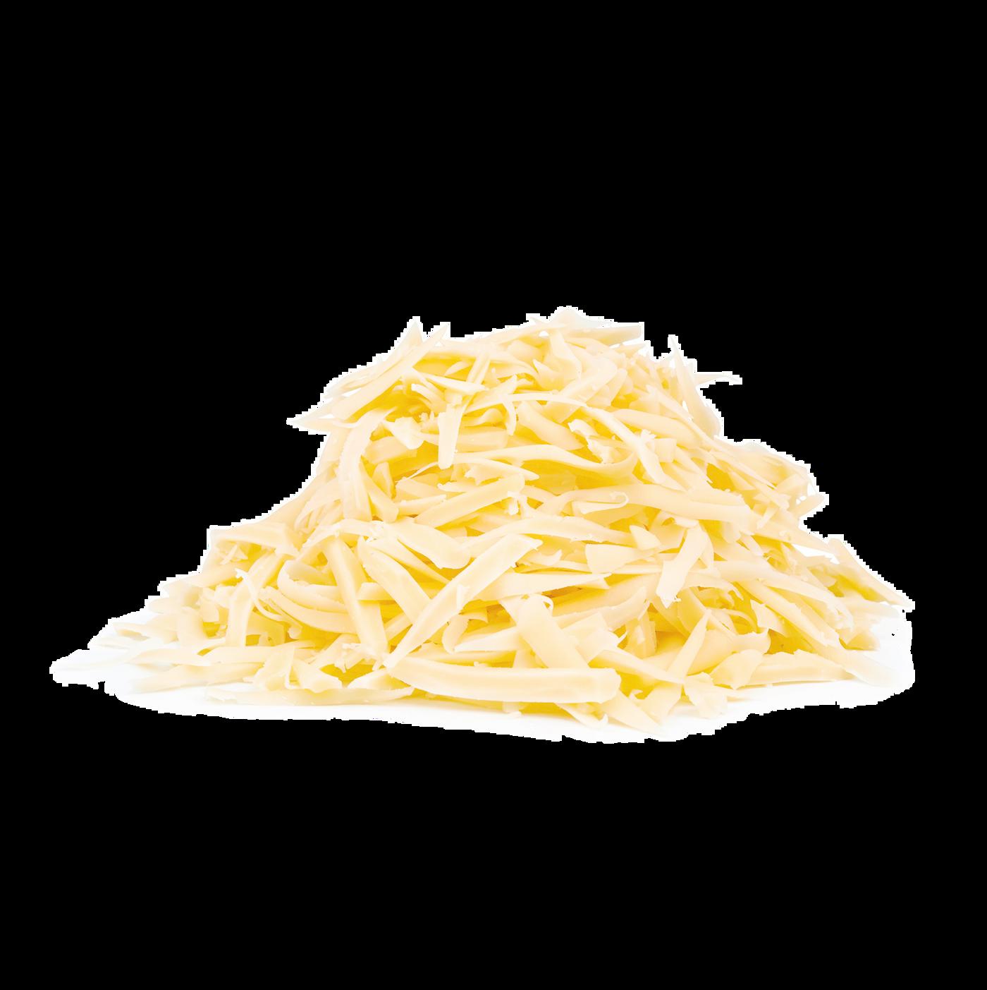 Mozzarella Pizzatopping Rallada