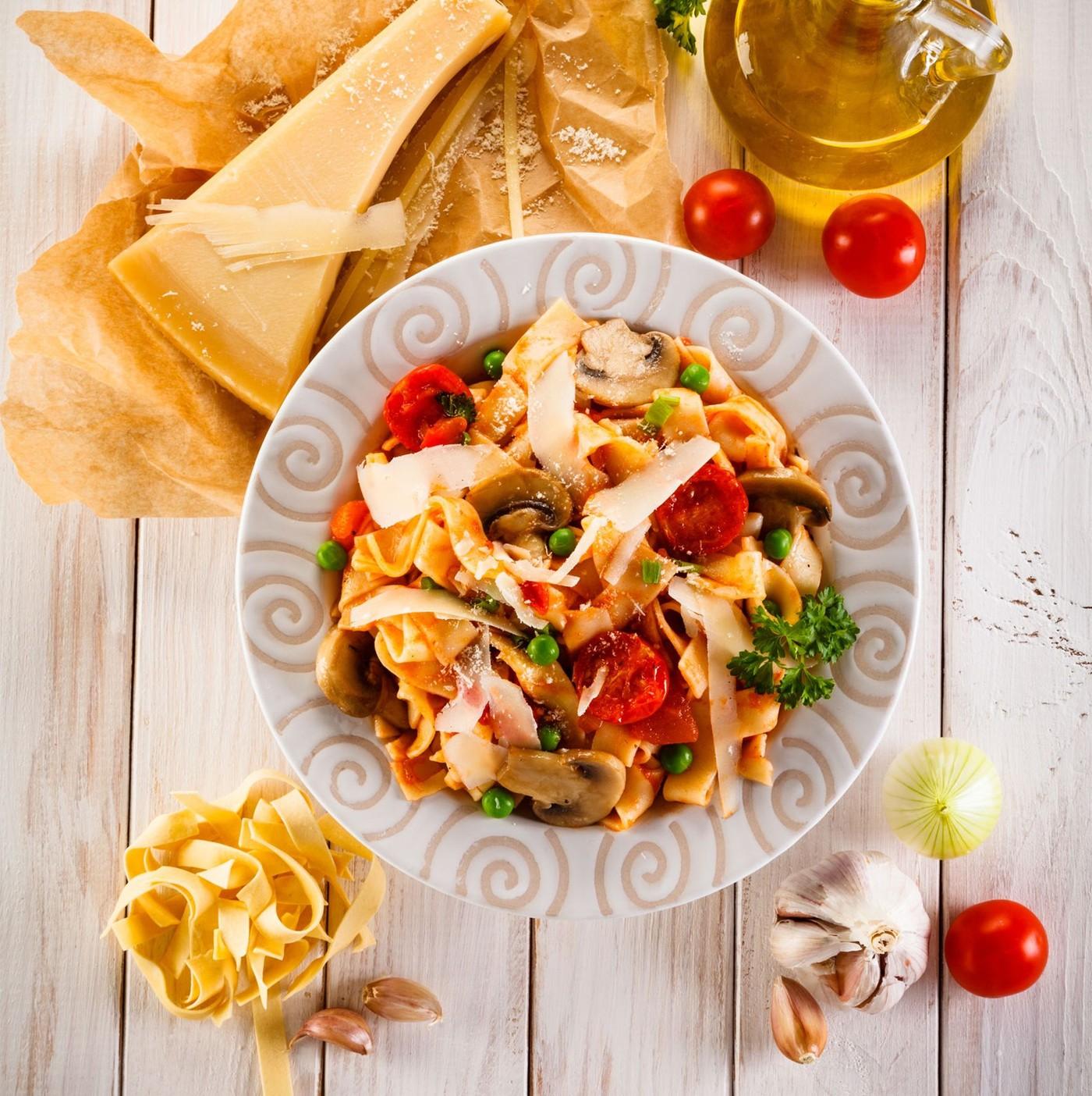 receta de Nidi Fettucine Nº.206 Bronzo I.G.P.