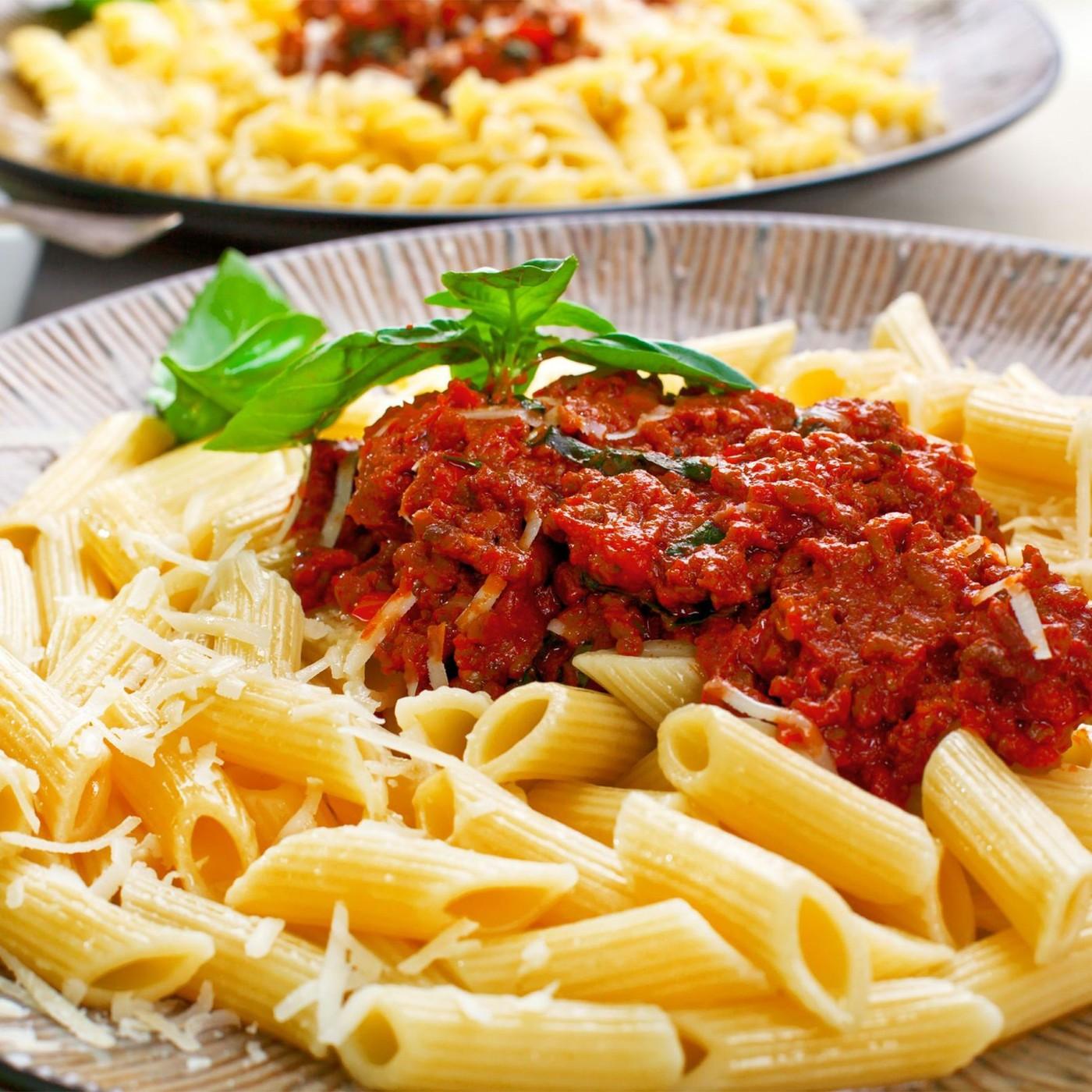 receta de Mezze Penne Rigate Nº.37 I.G.P.