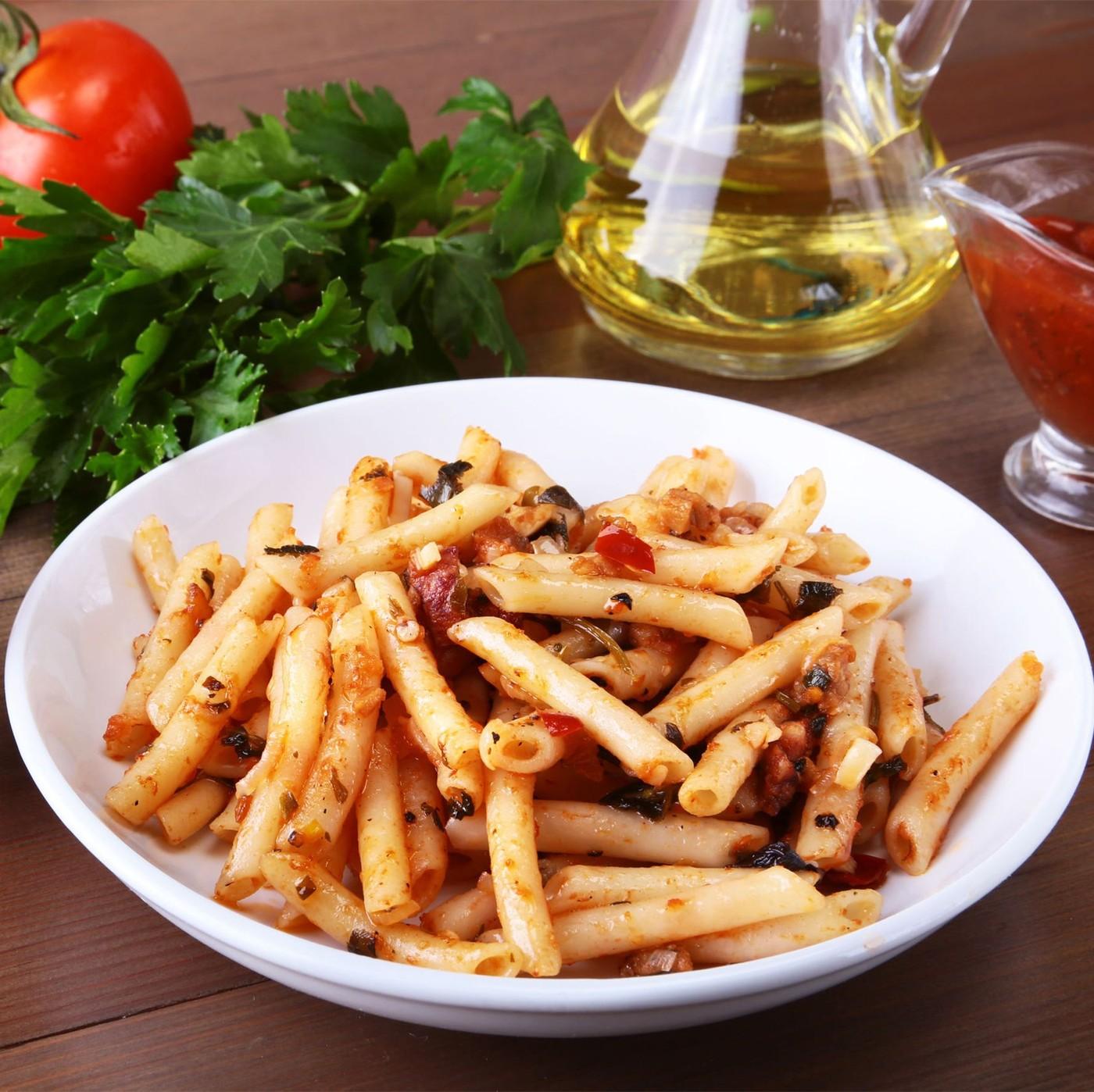 receta de Ziti Tagliati Nº.49