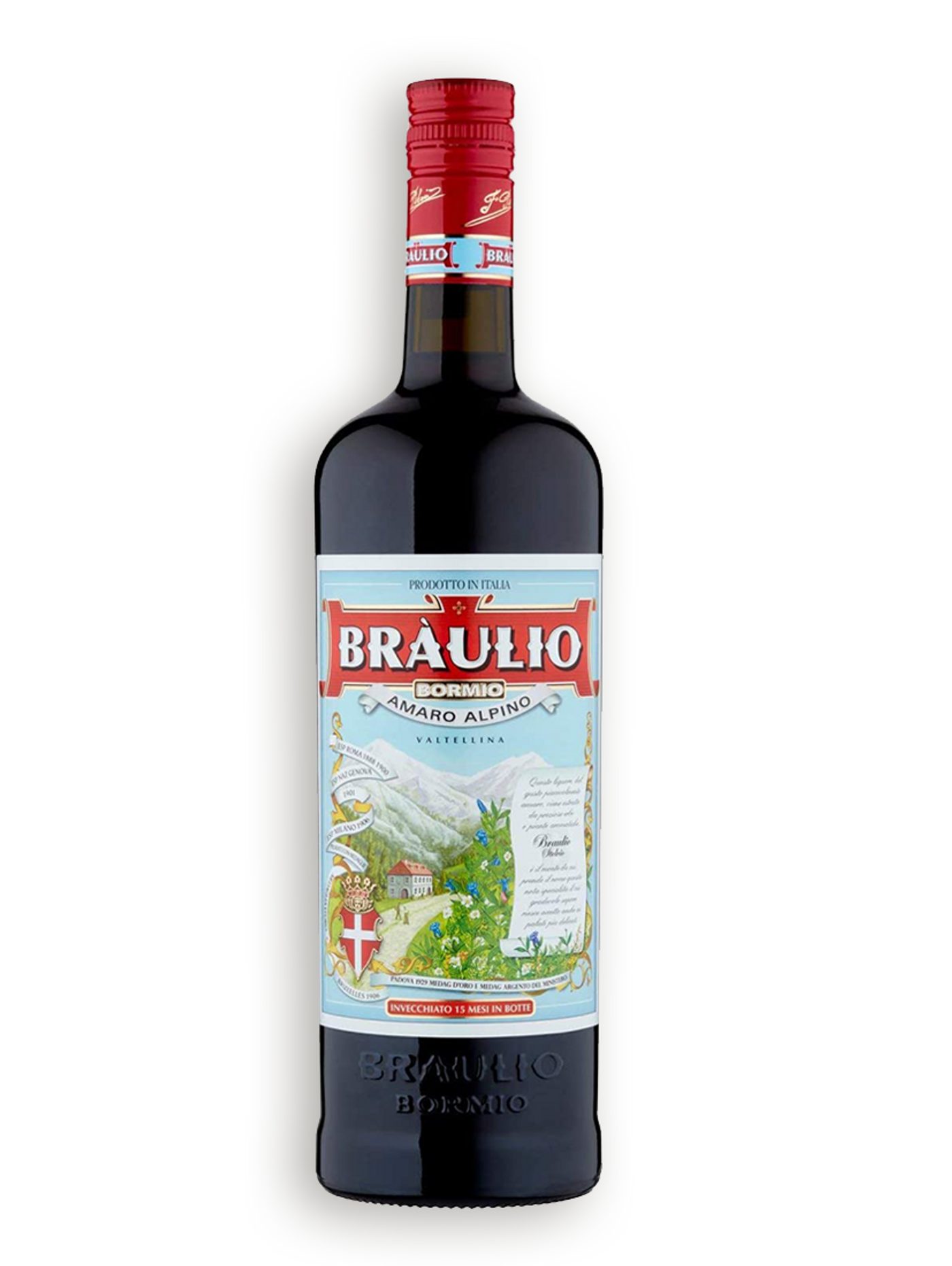 Licor Amaro Averna
