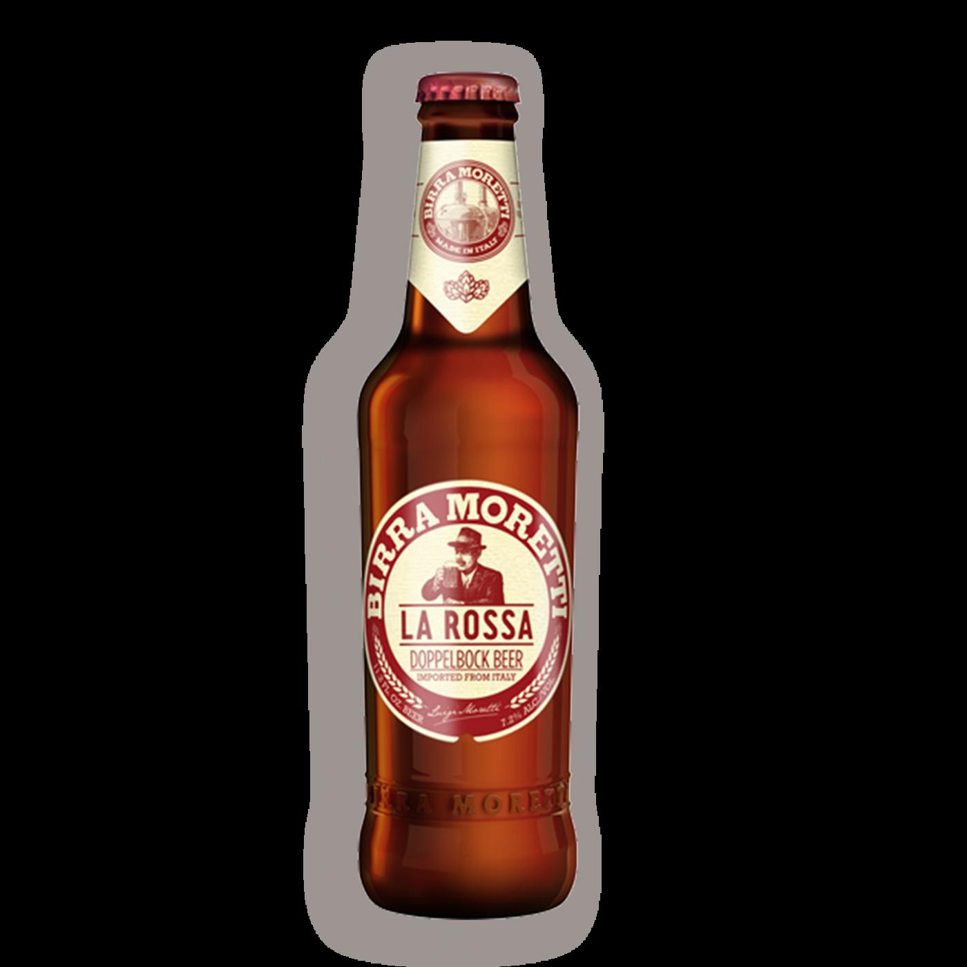 """Cerveza Moretti """"La Rossa"""""""