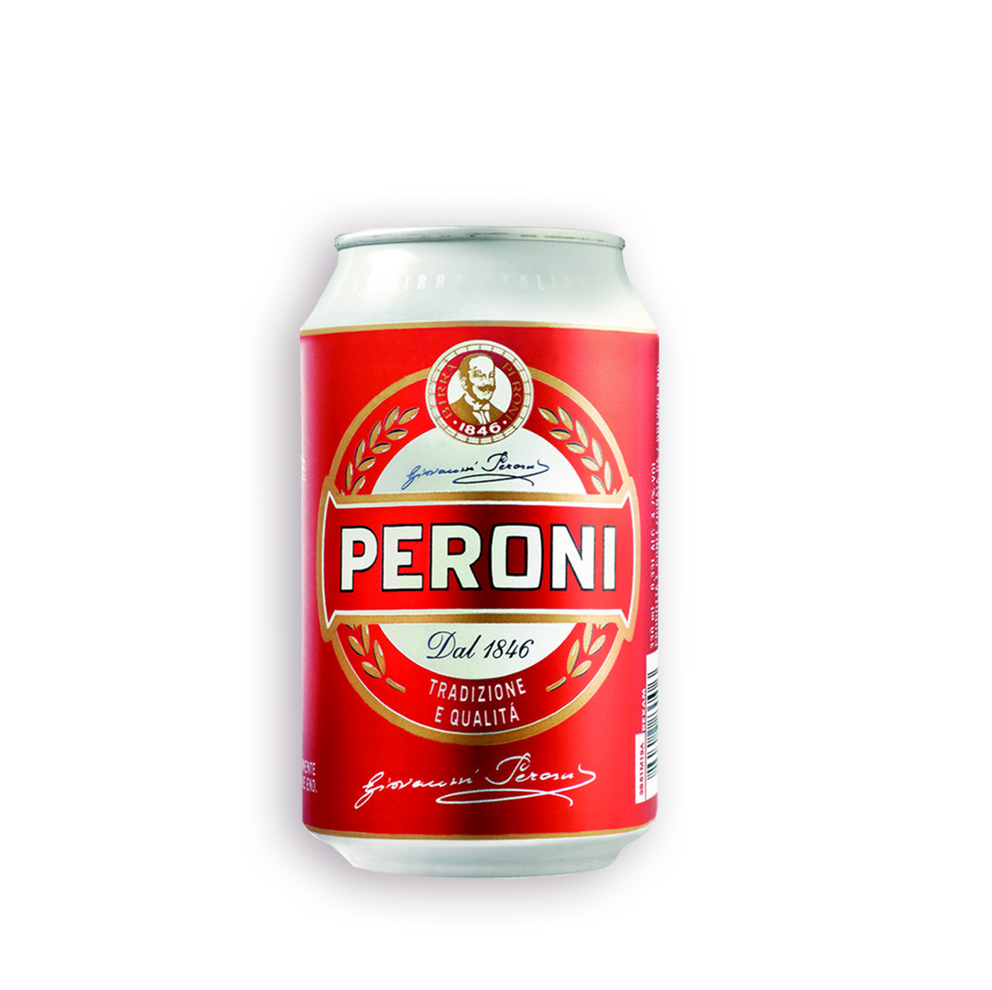 Cerveza Peroni Red Label En Lata