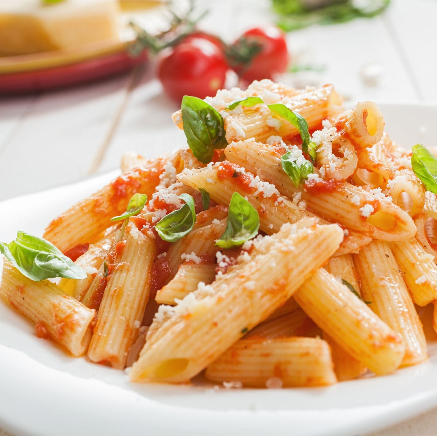 receta de Penne Ziti Rigate Nº.27