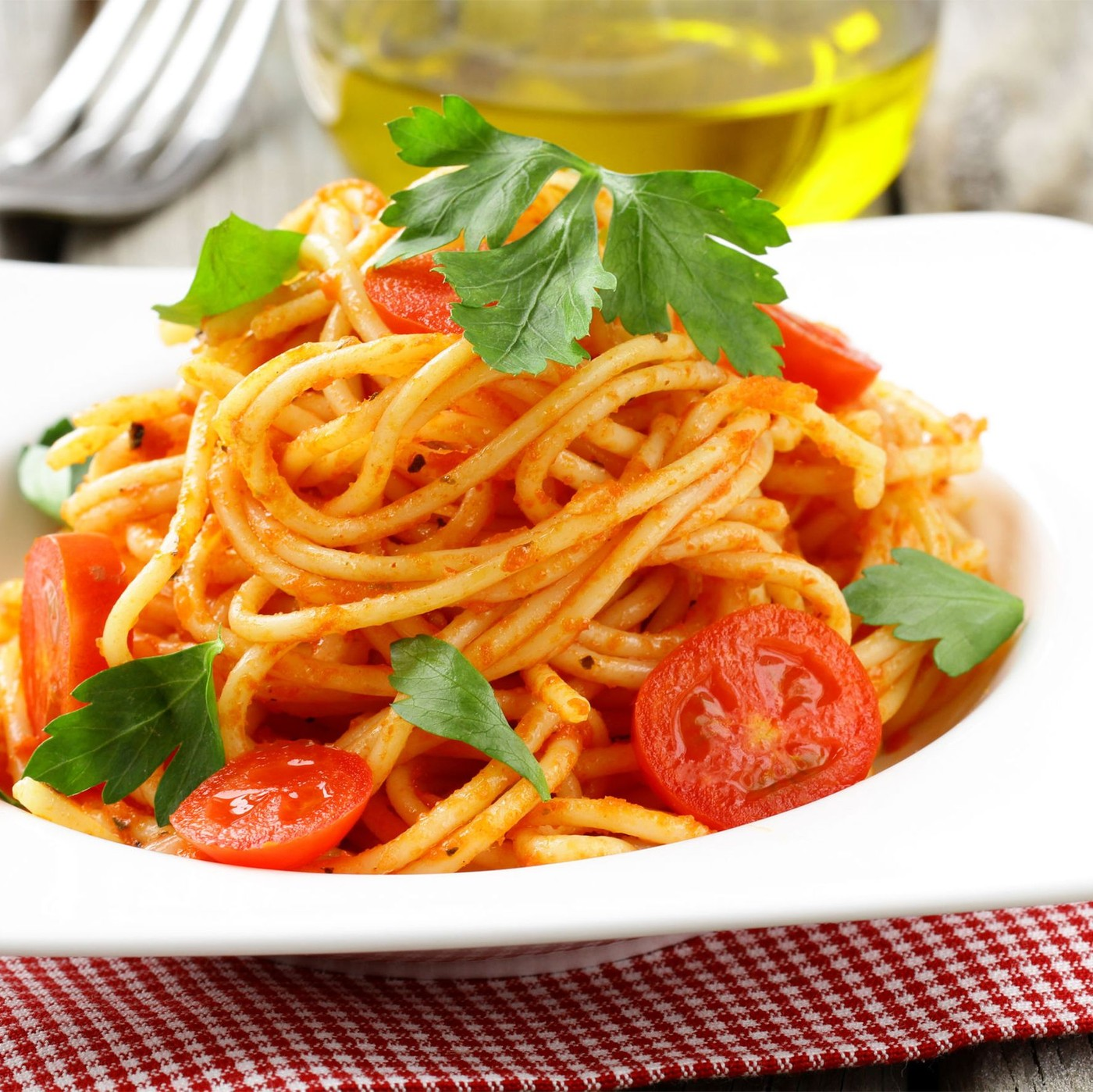 receta de Spaghetti Nº.8