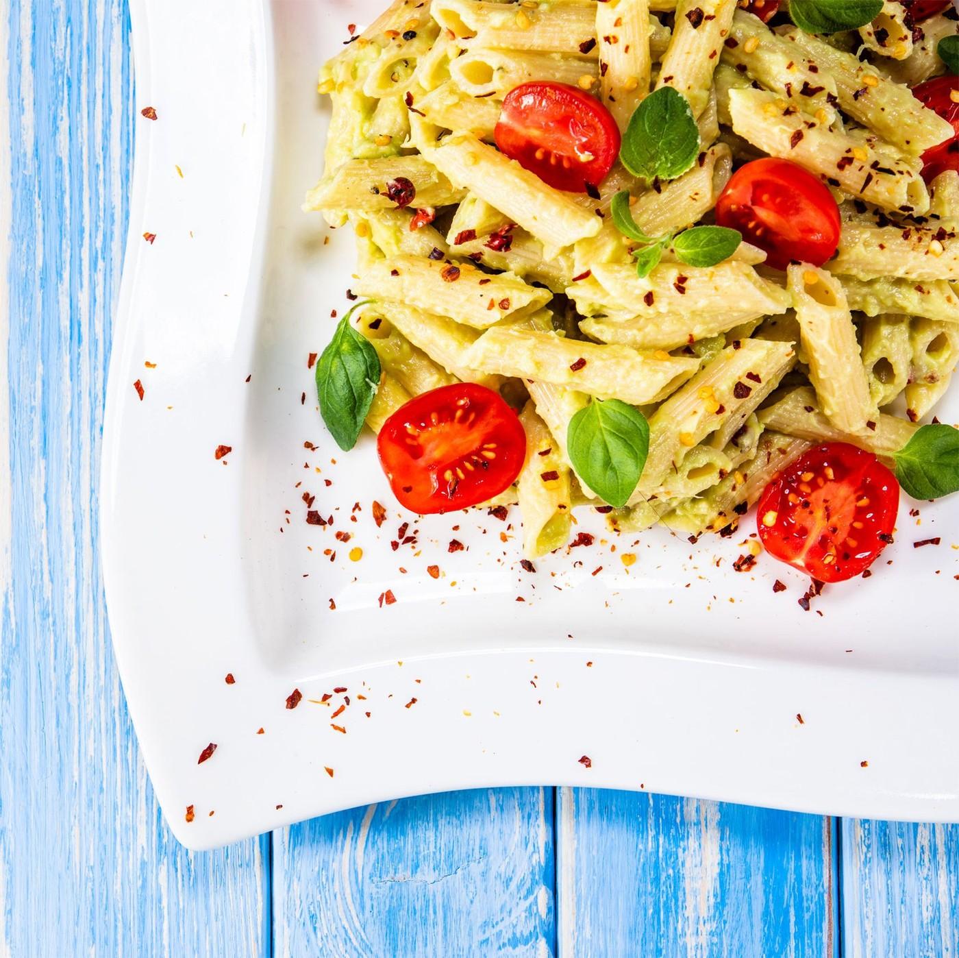 receta de Penne Ziti Rigate N.27