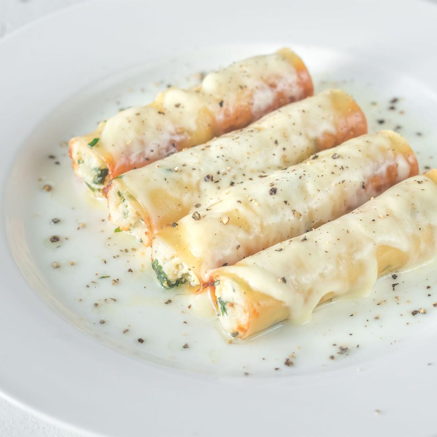 receta de Cannelloni Nº.84