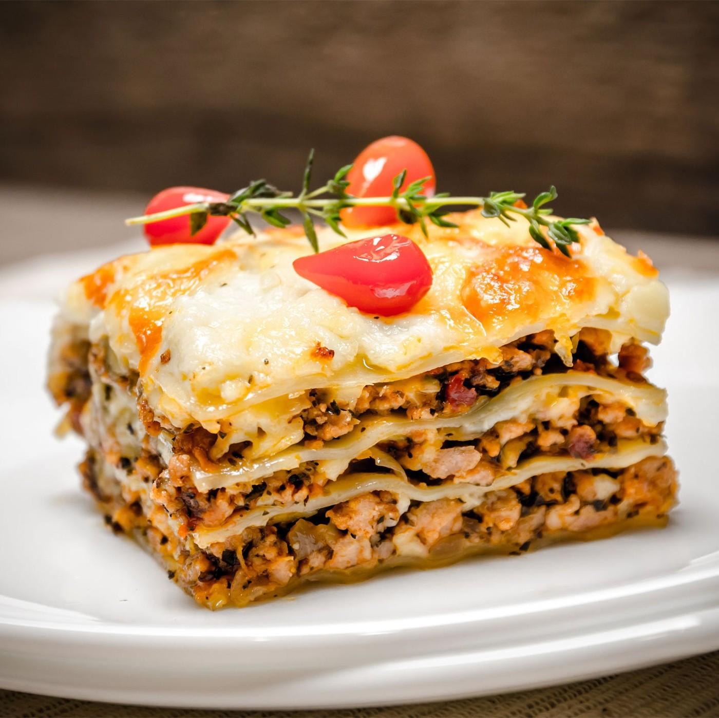 receta de Lasagna Di Semola Nº.109