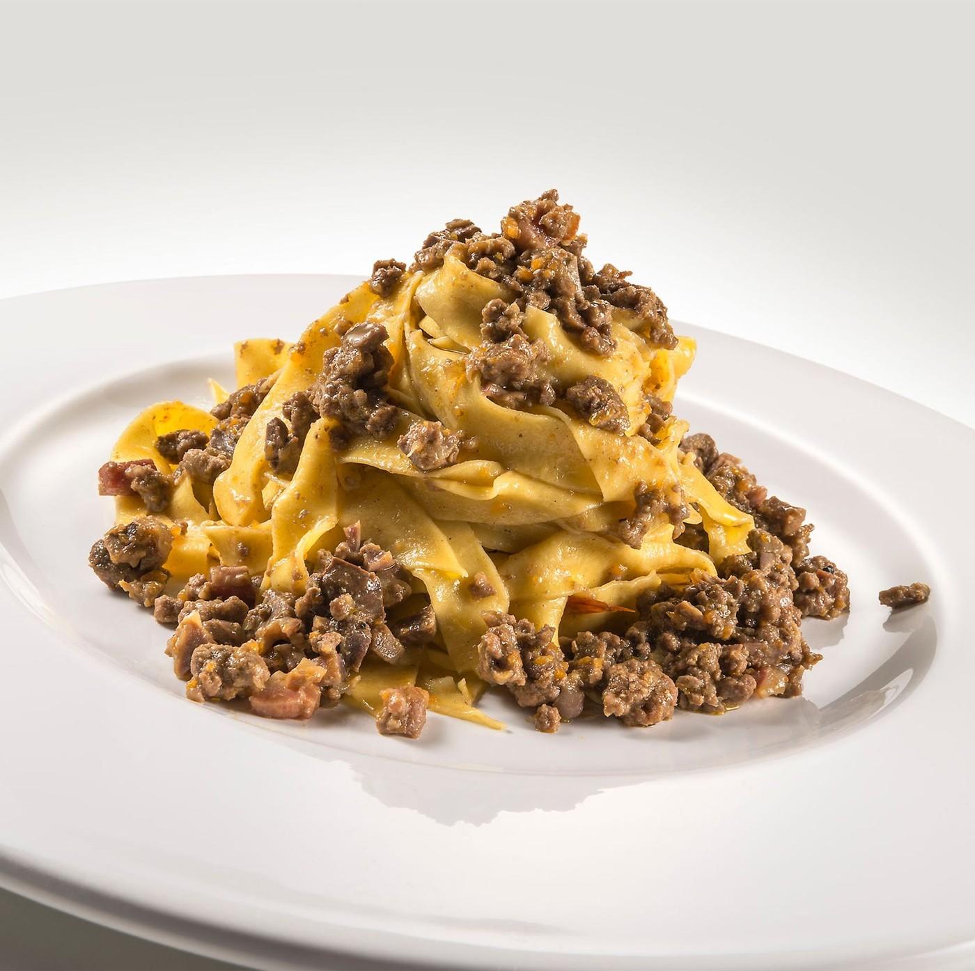 receta de Tagliatelle Nidi Uovo Nº.95
