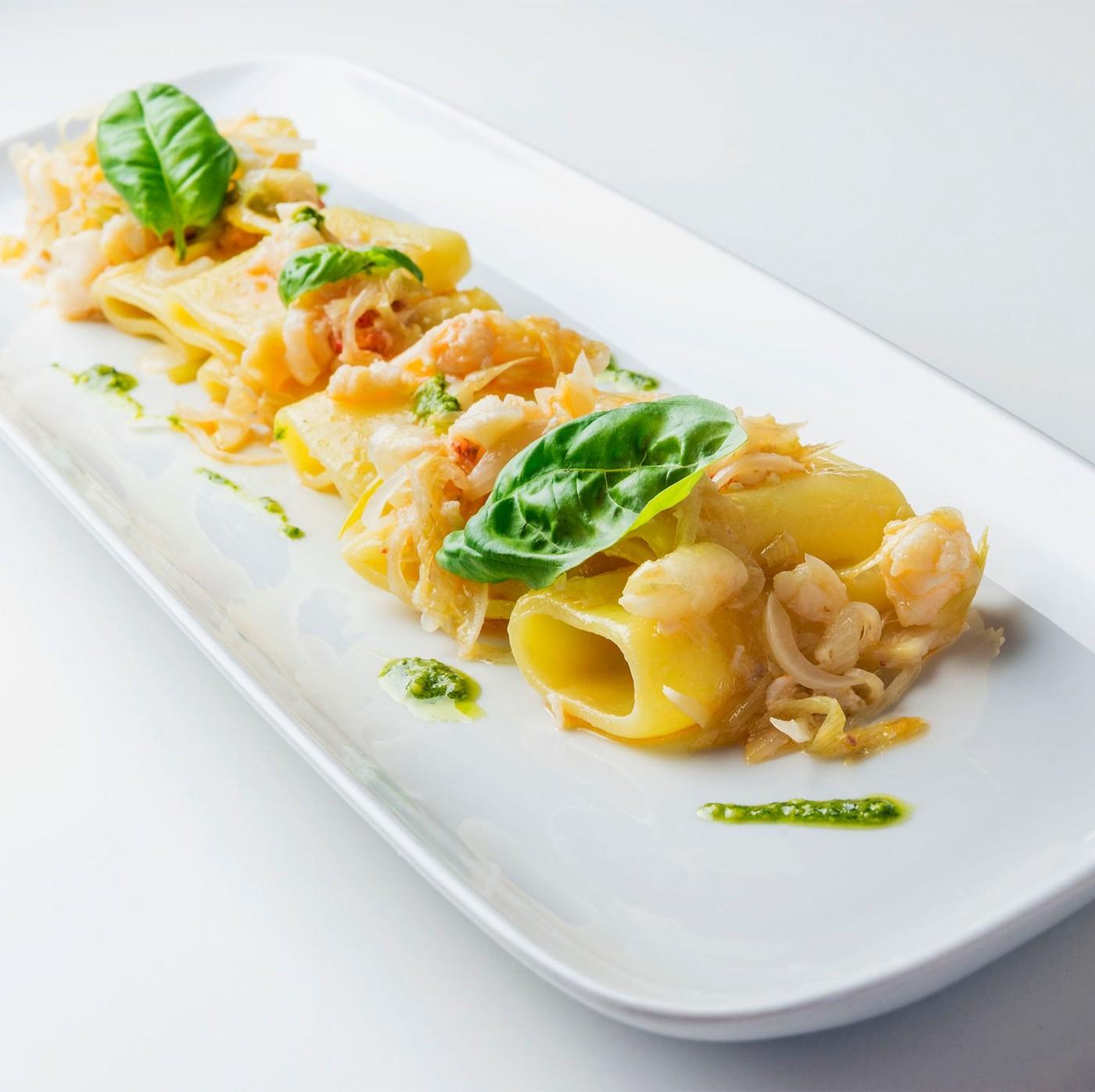 receta de Paccheri Napoletani Nº.80