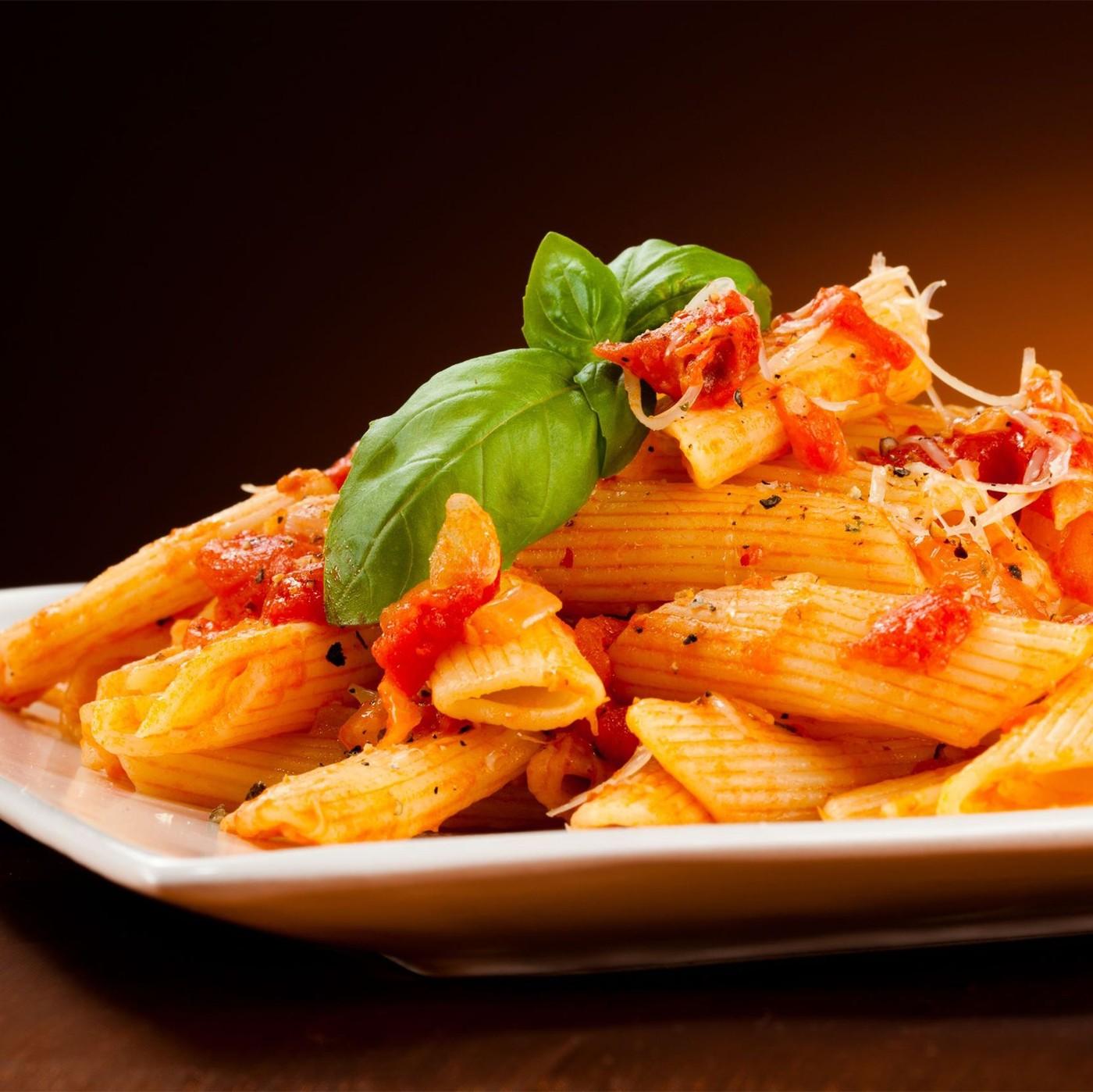 receta de Penne Mezzani Rigate N.23