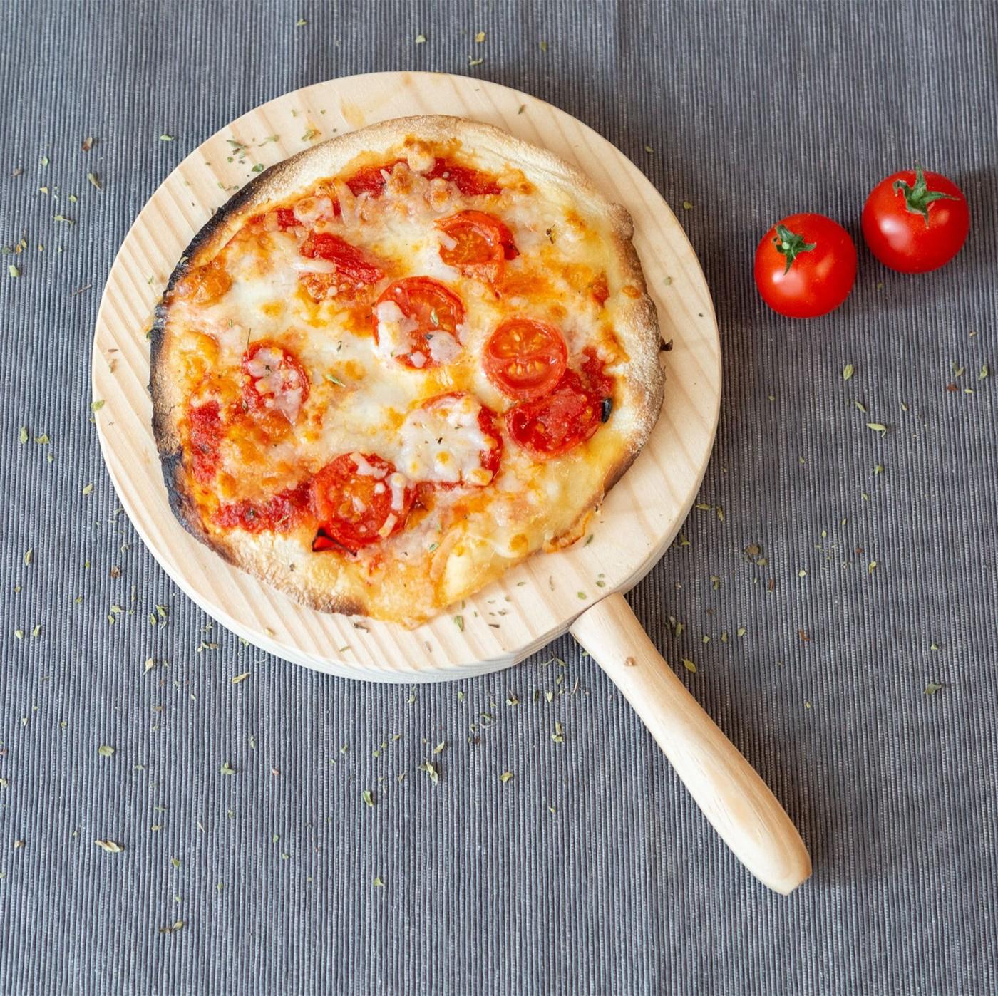 receta de Base Para Pizza Ø30