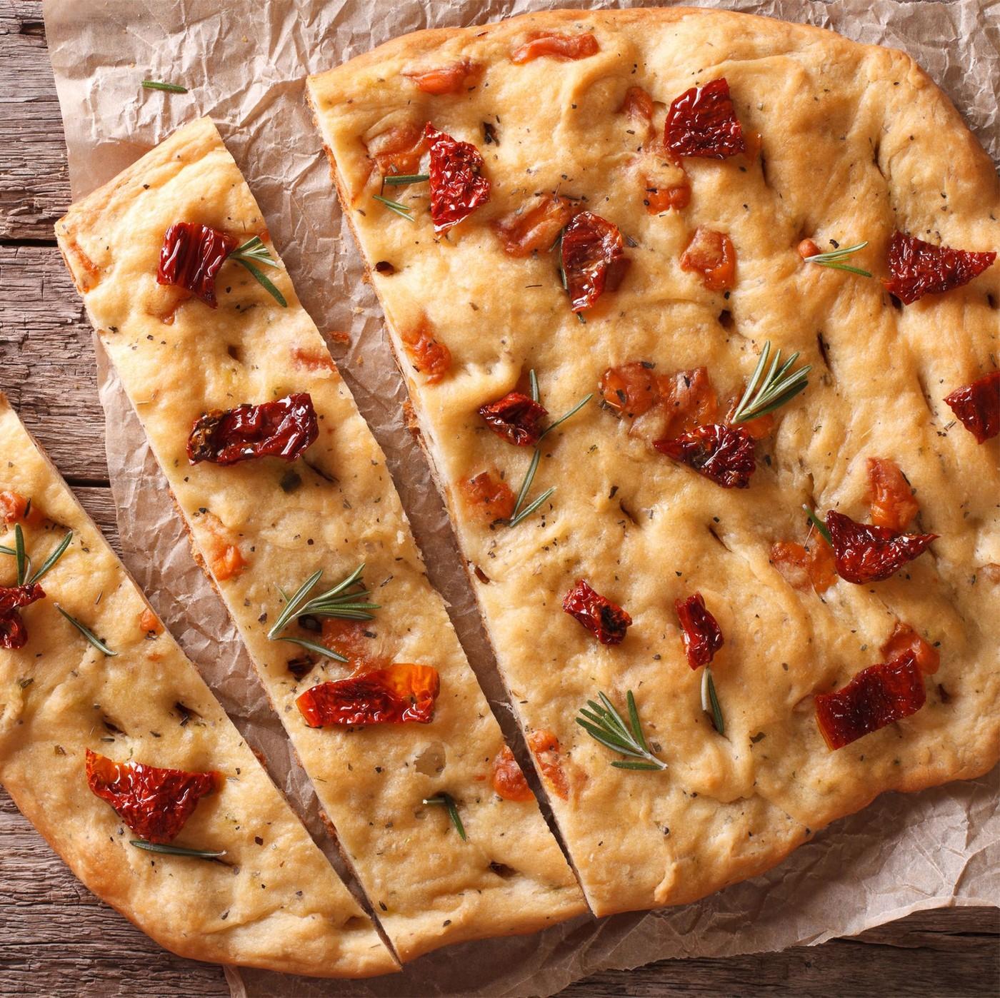 receta de Pizza Alla Pala 60 X 27 Cms