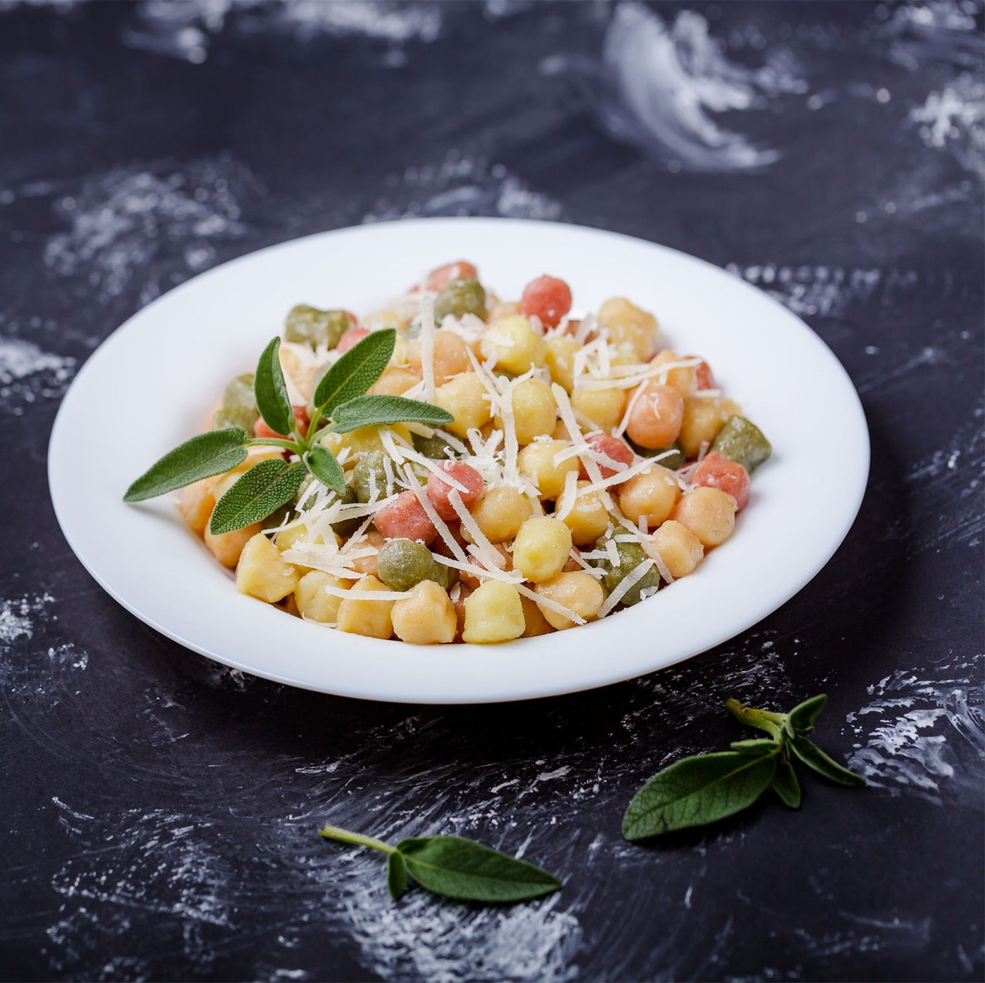 receta de Preparado Para Gnocchi Linea Oro