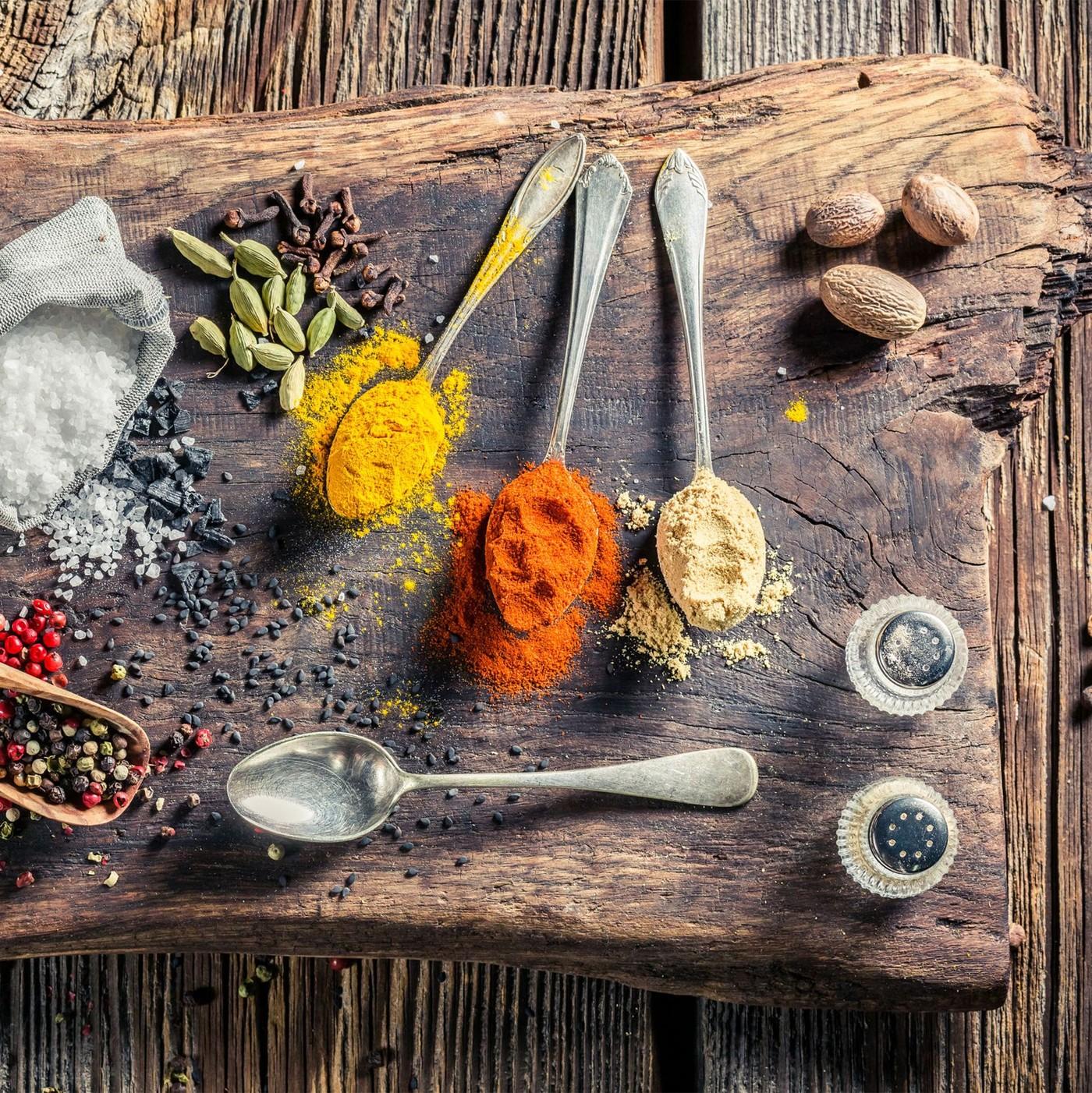 receta de Espinacas en polvo deshidratadas