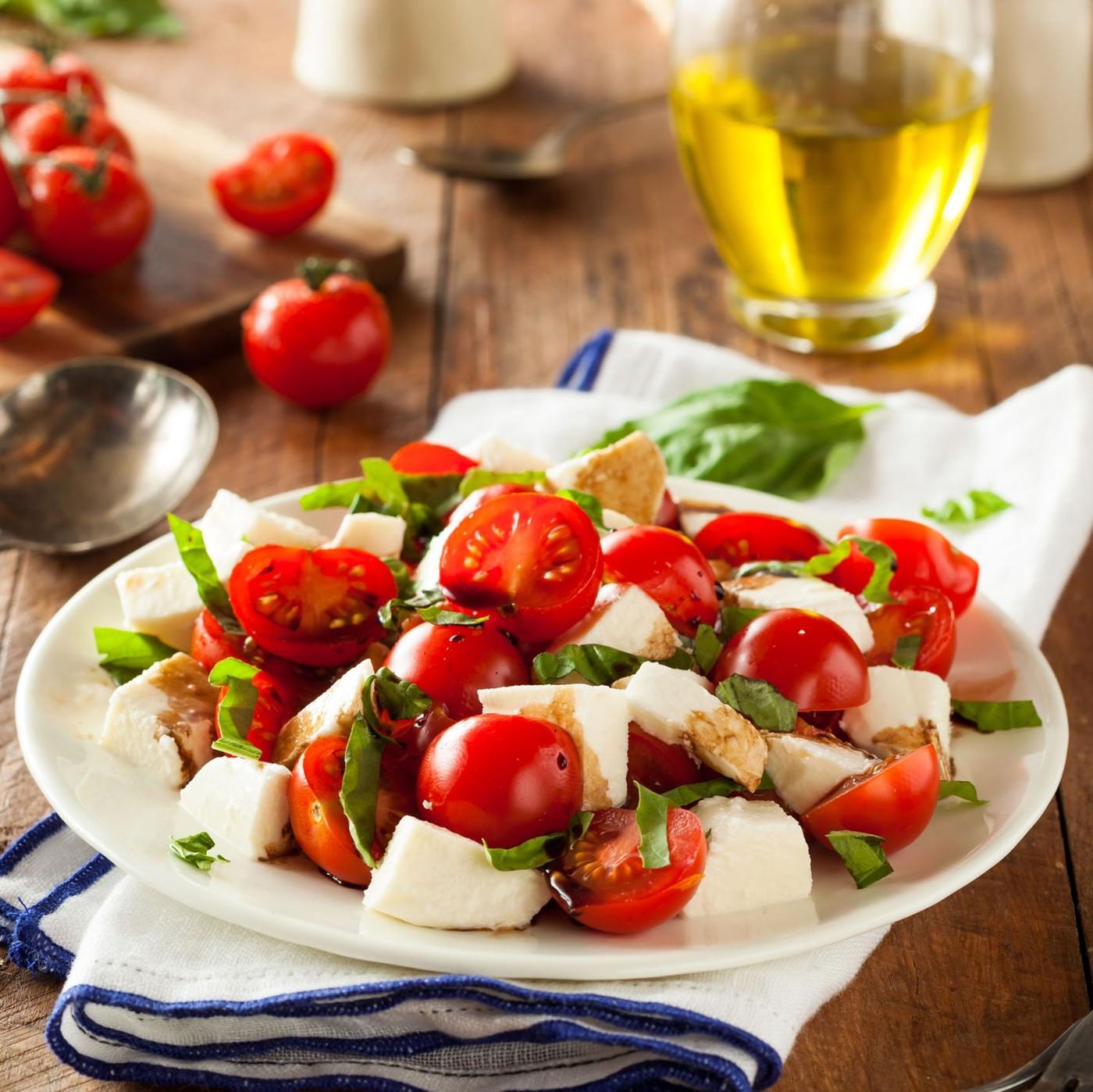 receta de Mozzarella Alpilate Busta