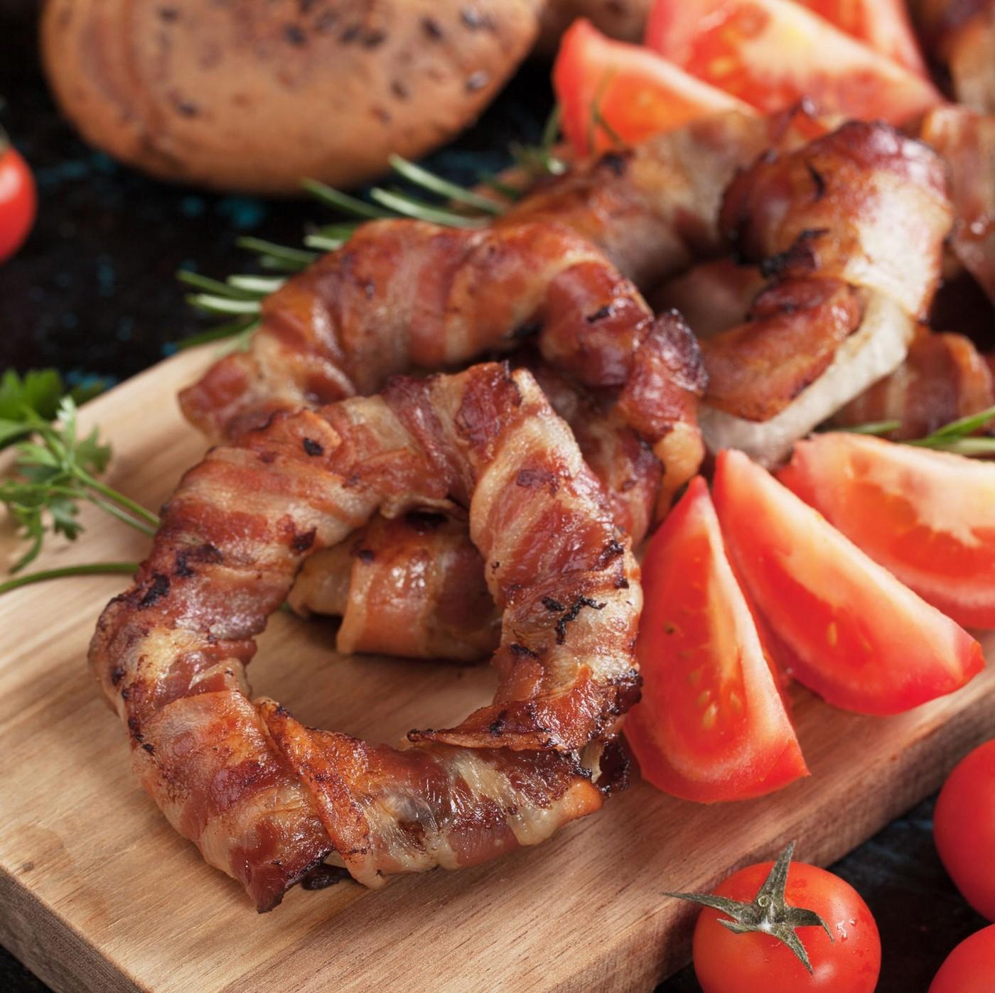 receta de Bacon Cocido Ahumado Solfiore