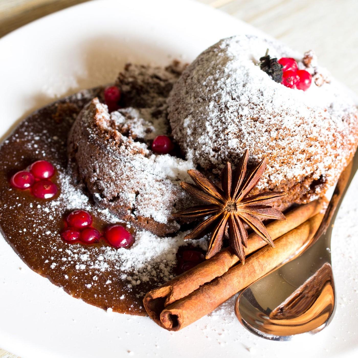 receta de Trufa De Chocolate Monoporción