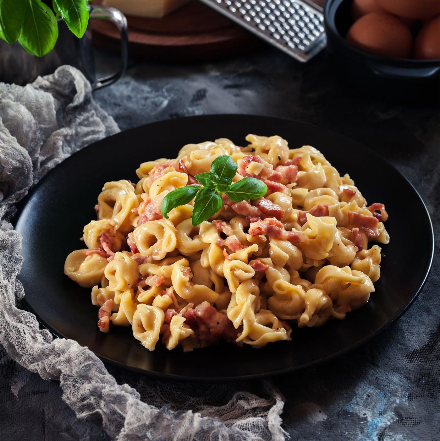 receta de Cappelleti De Jamón