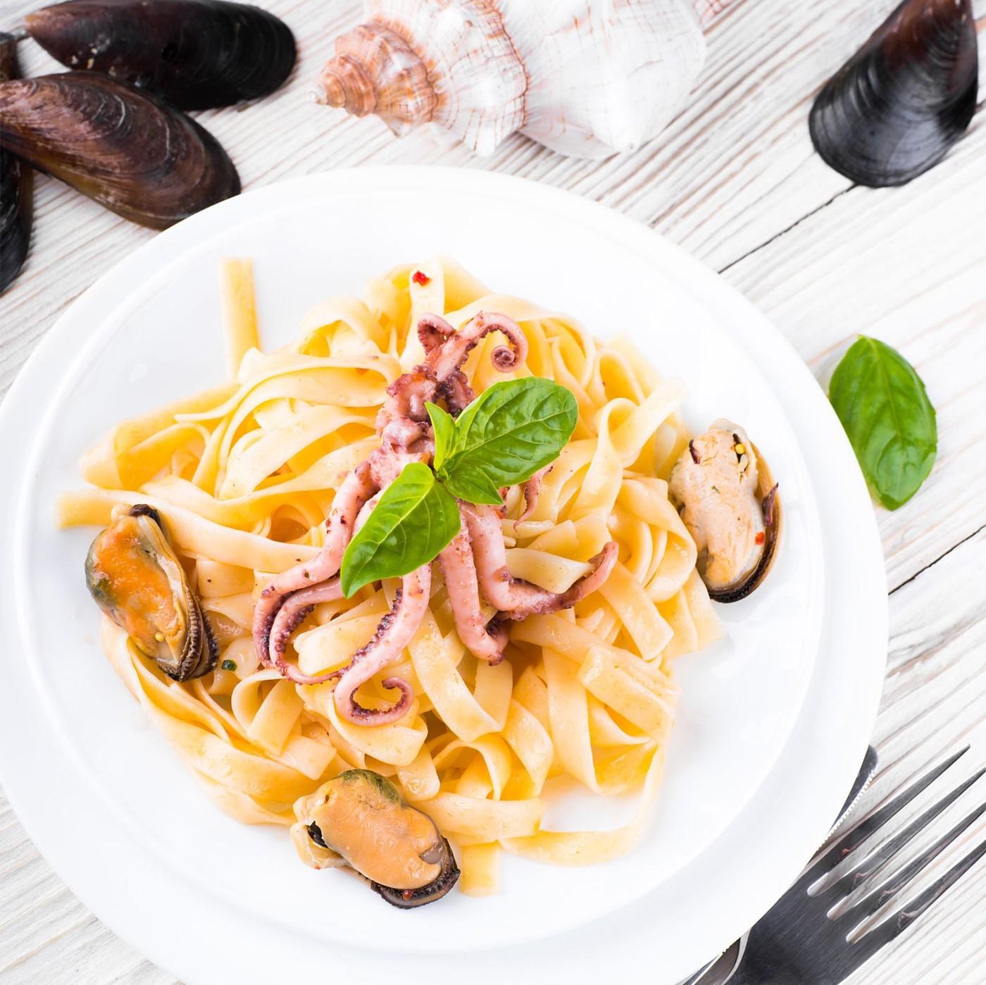 receta de Tagliatelle Al Huevo