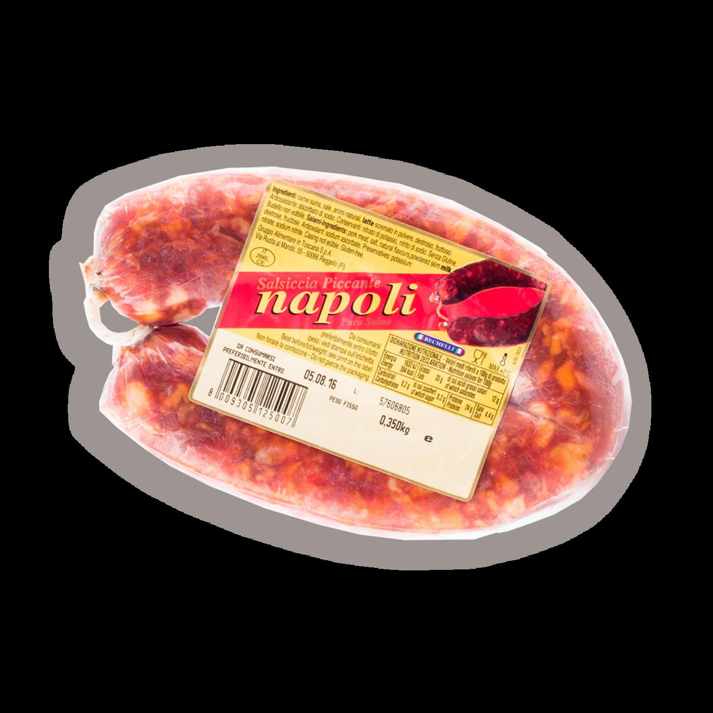 """Salchicha Picante """"Napoli"""""""