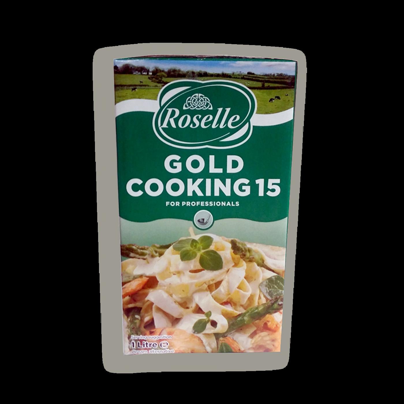 "Nata De Cuina 15% ""Roselle Gold Cooking"""