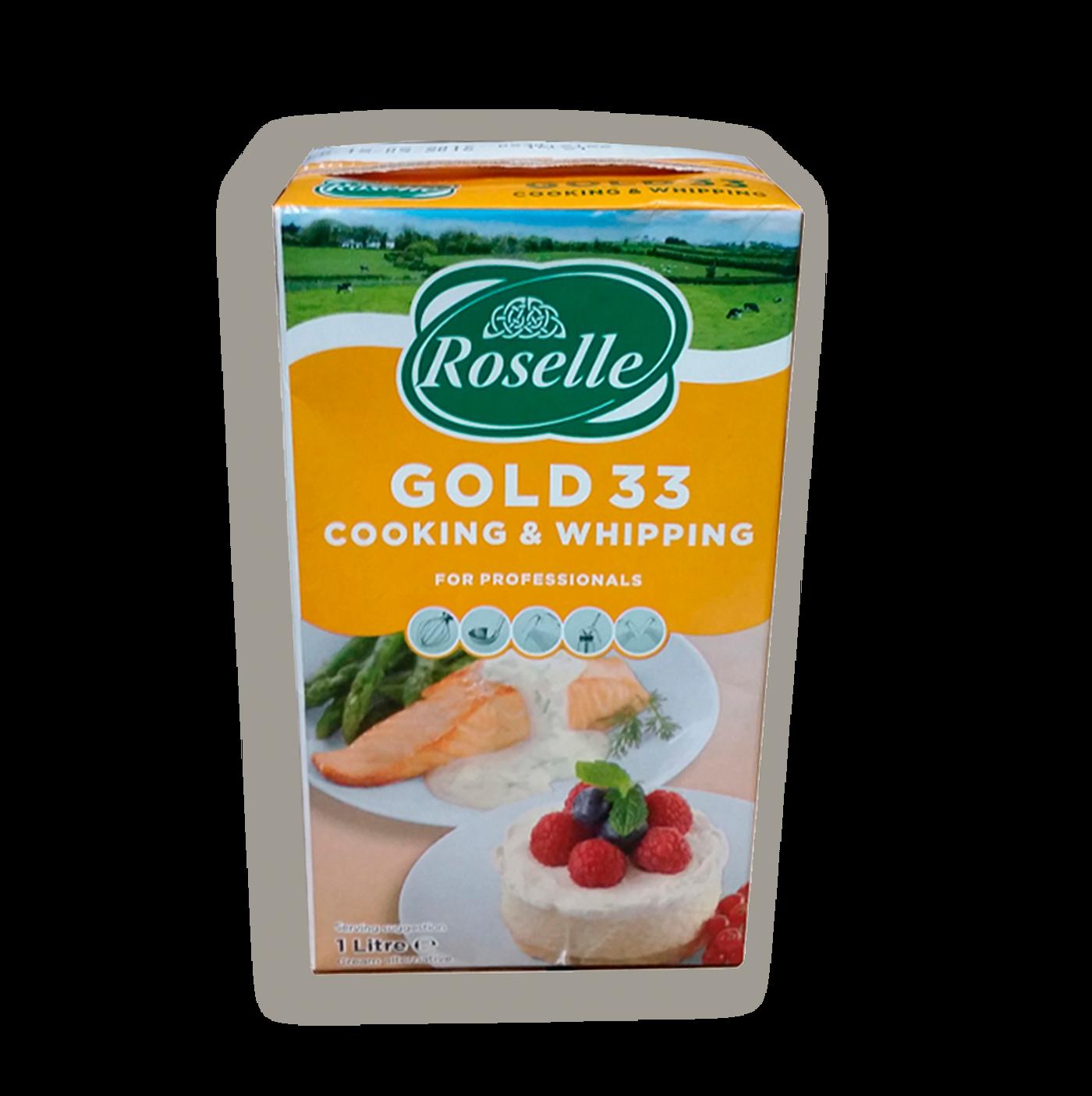 """Nata De Cocina 33% """"Roselle Gold"""""""
