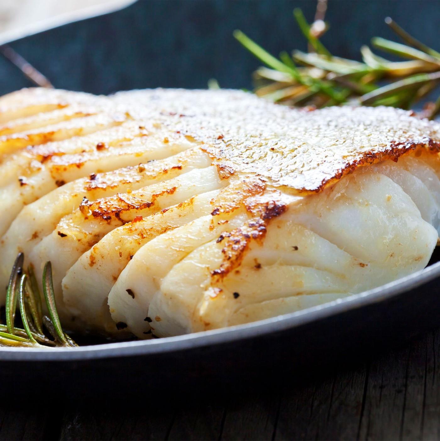 receta de Lomo De Bacalao Golden Extra