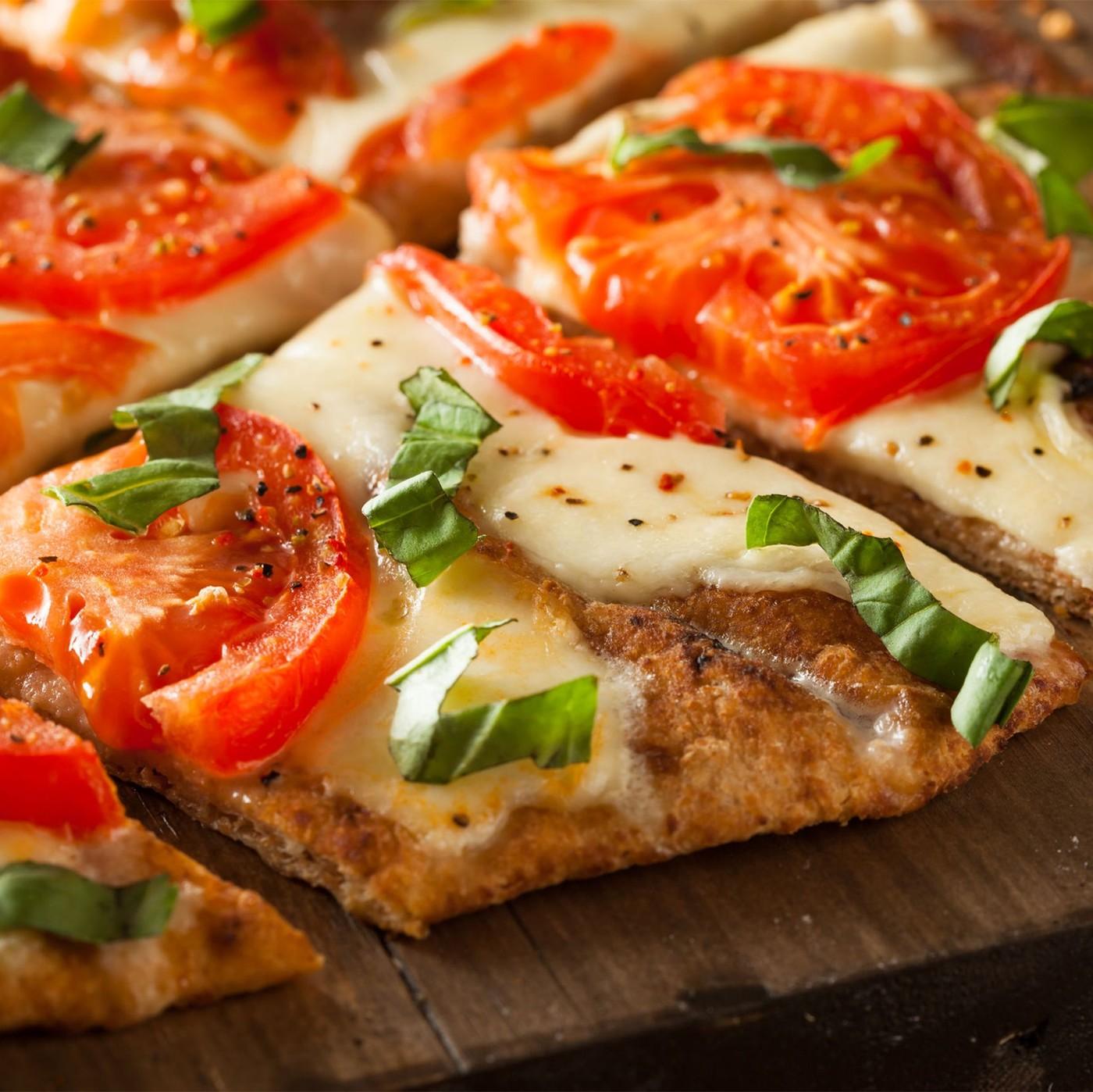 receta de Pizza Margarita