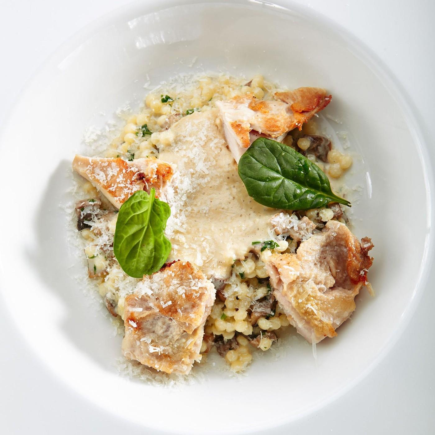 receta de Grattini Al Huevo