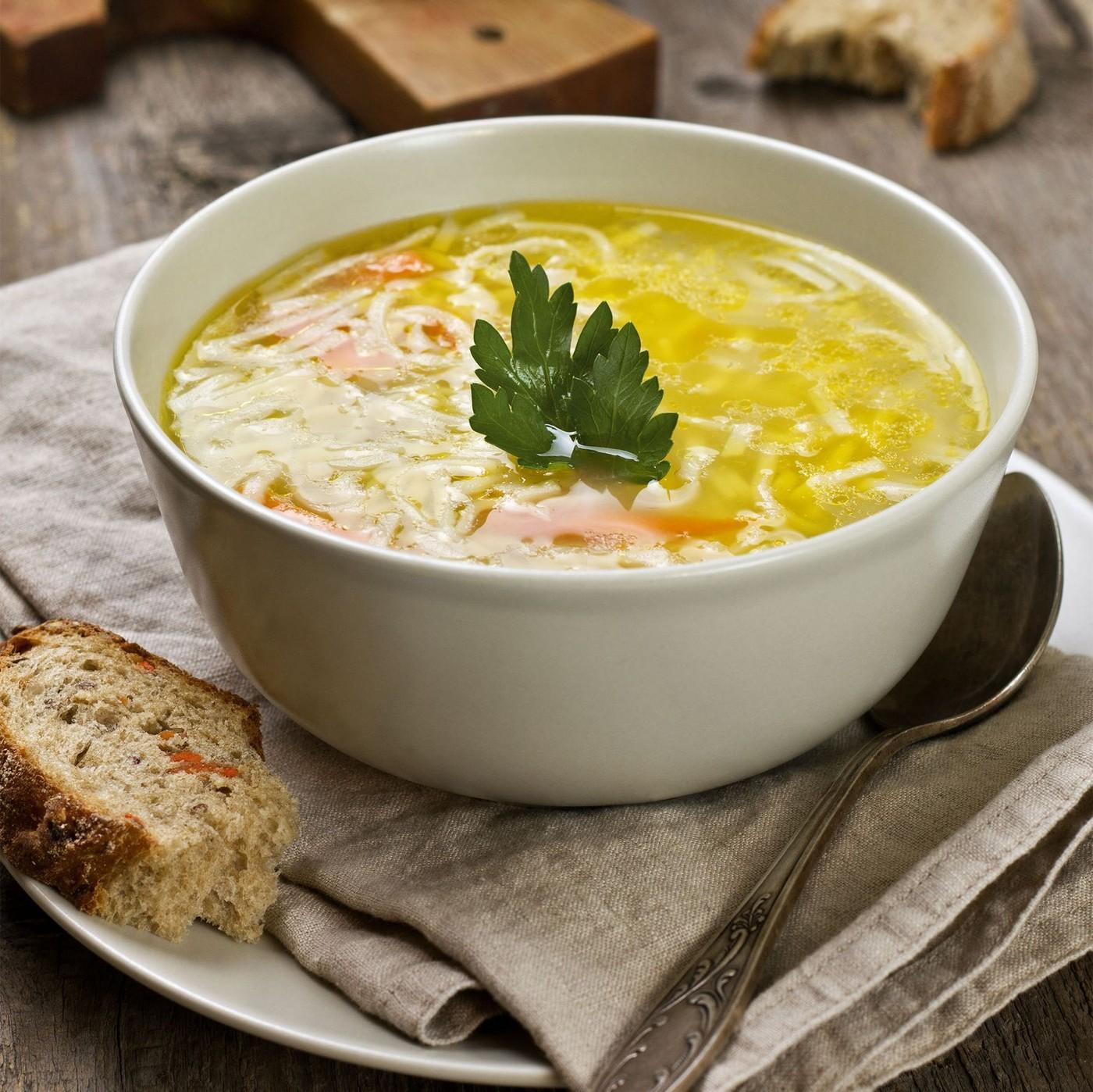 receta de Filini Al Huevo