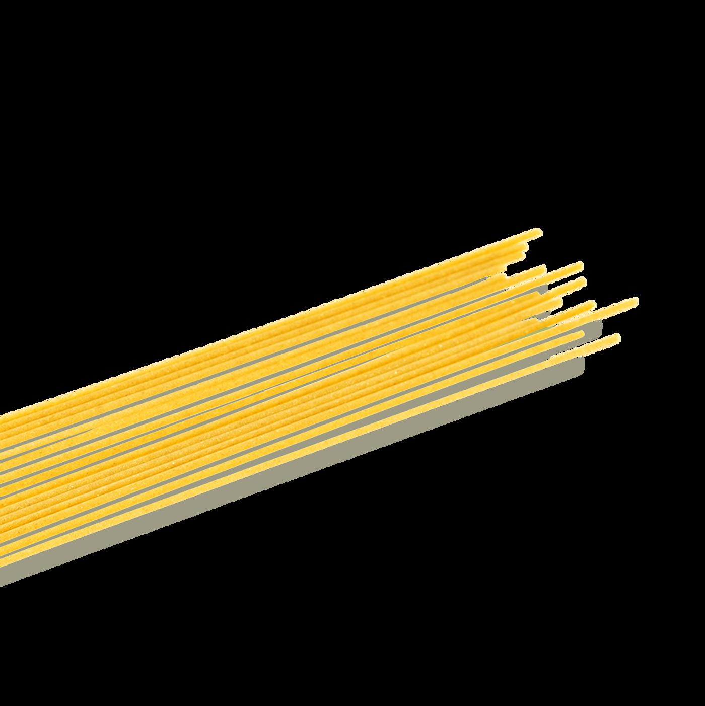 Spaghetti alla chitarra al huevo