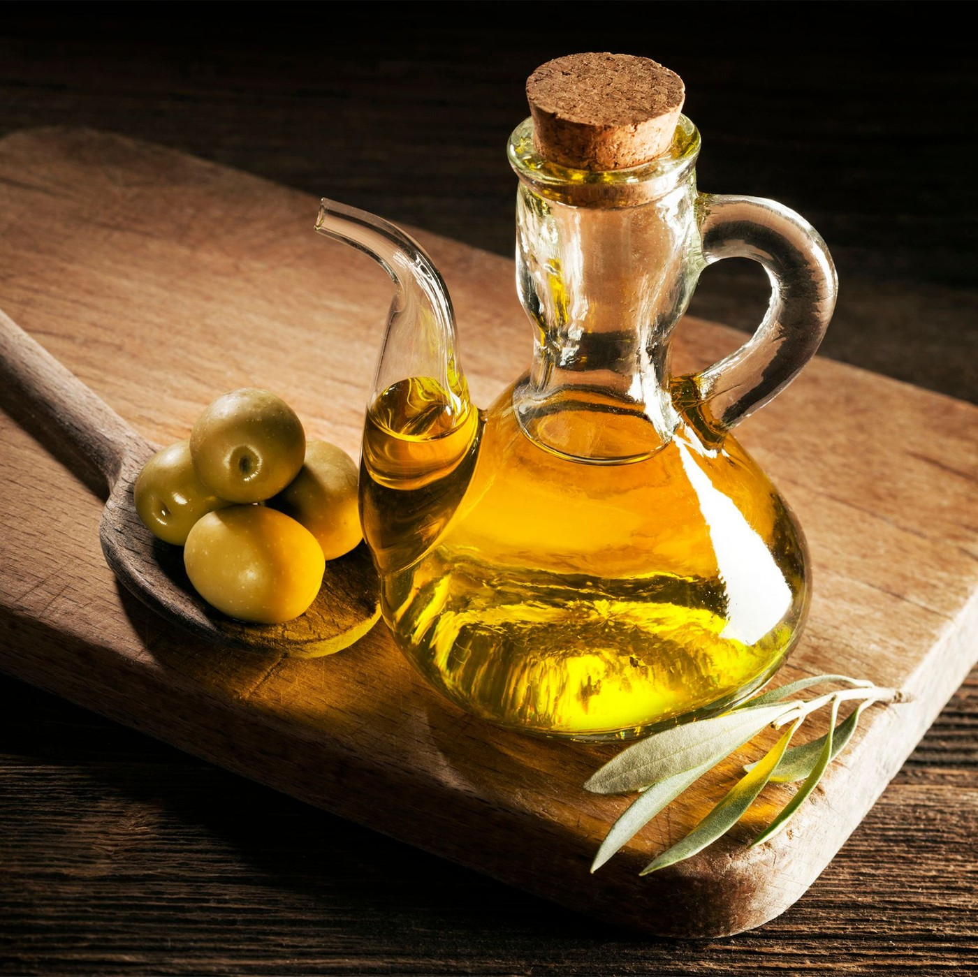 receta de Aceitunas Verdes Dulces Redondas De Sicilia
