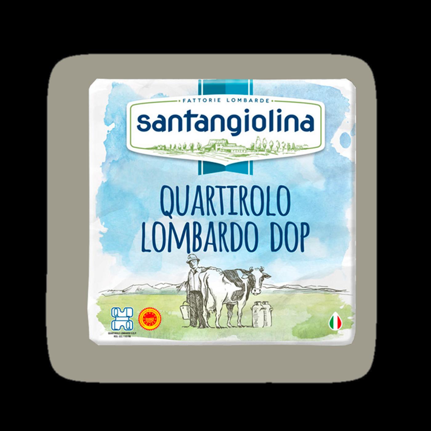 Quartirolo Lombardo Dop