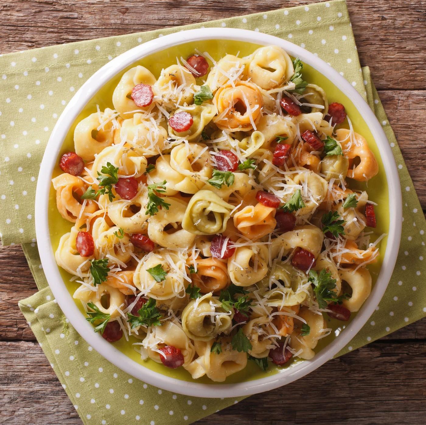 receta de Valtellina Casera Dop