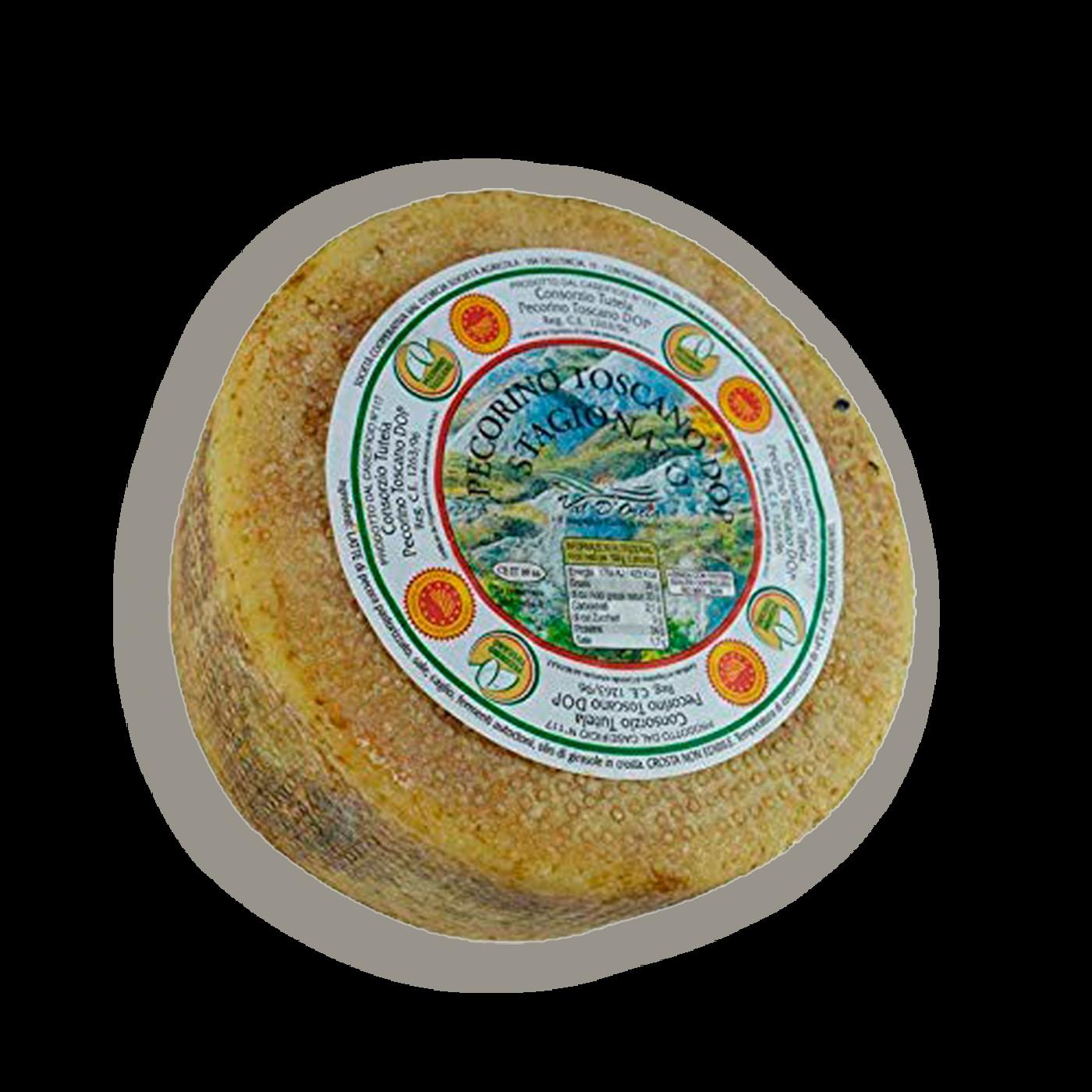 Pecorino Toscano Dop Stagionato