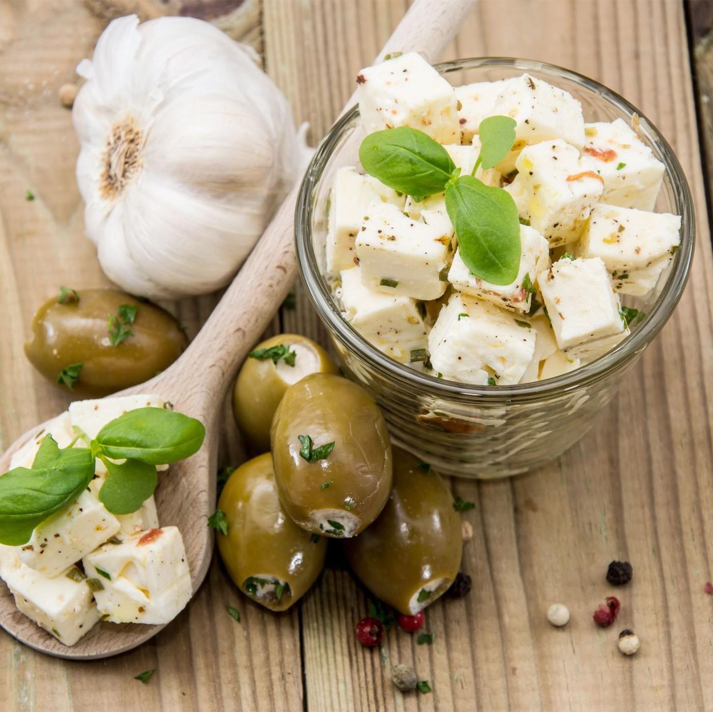 receta de Primosale Olive