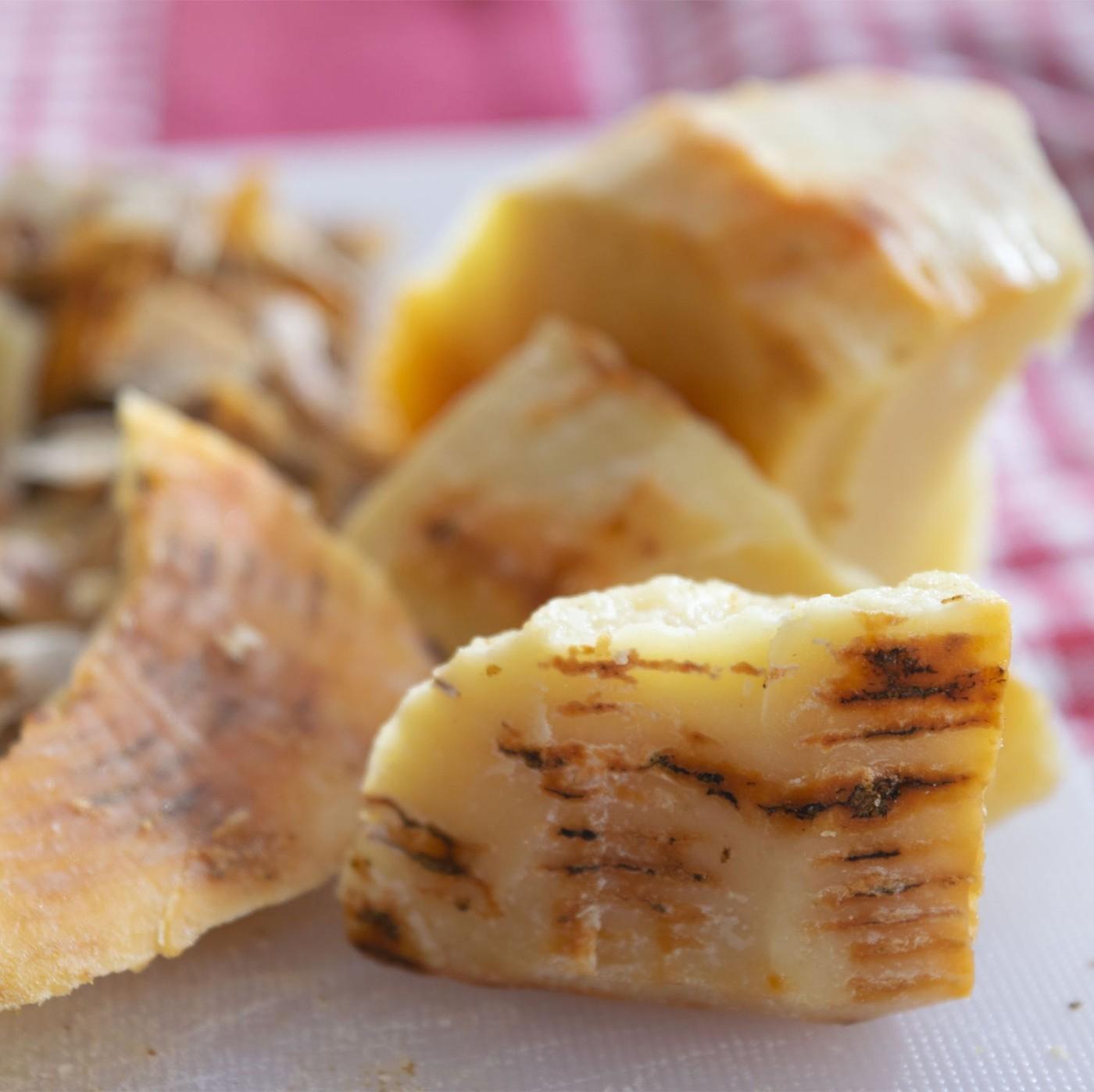 receta de Ricotta Al Forno Ravida Da Grattugia
