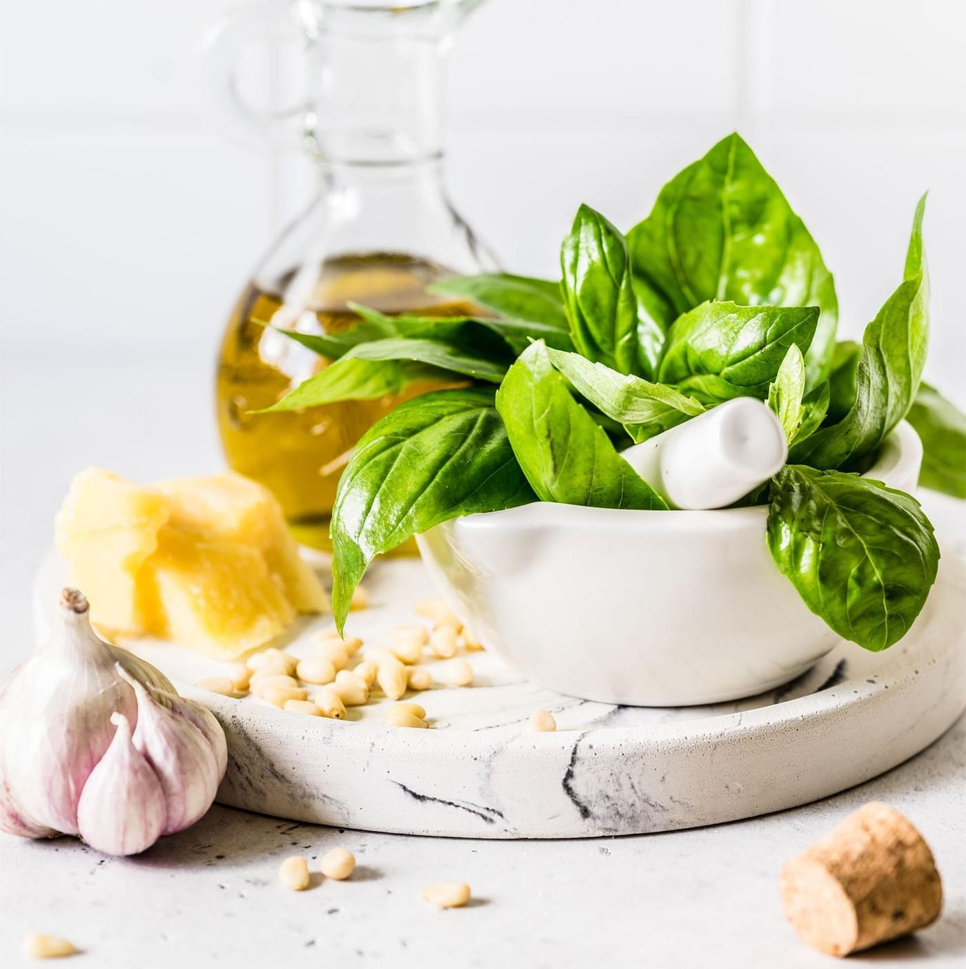 receta de Pecorino Pastore Central