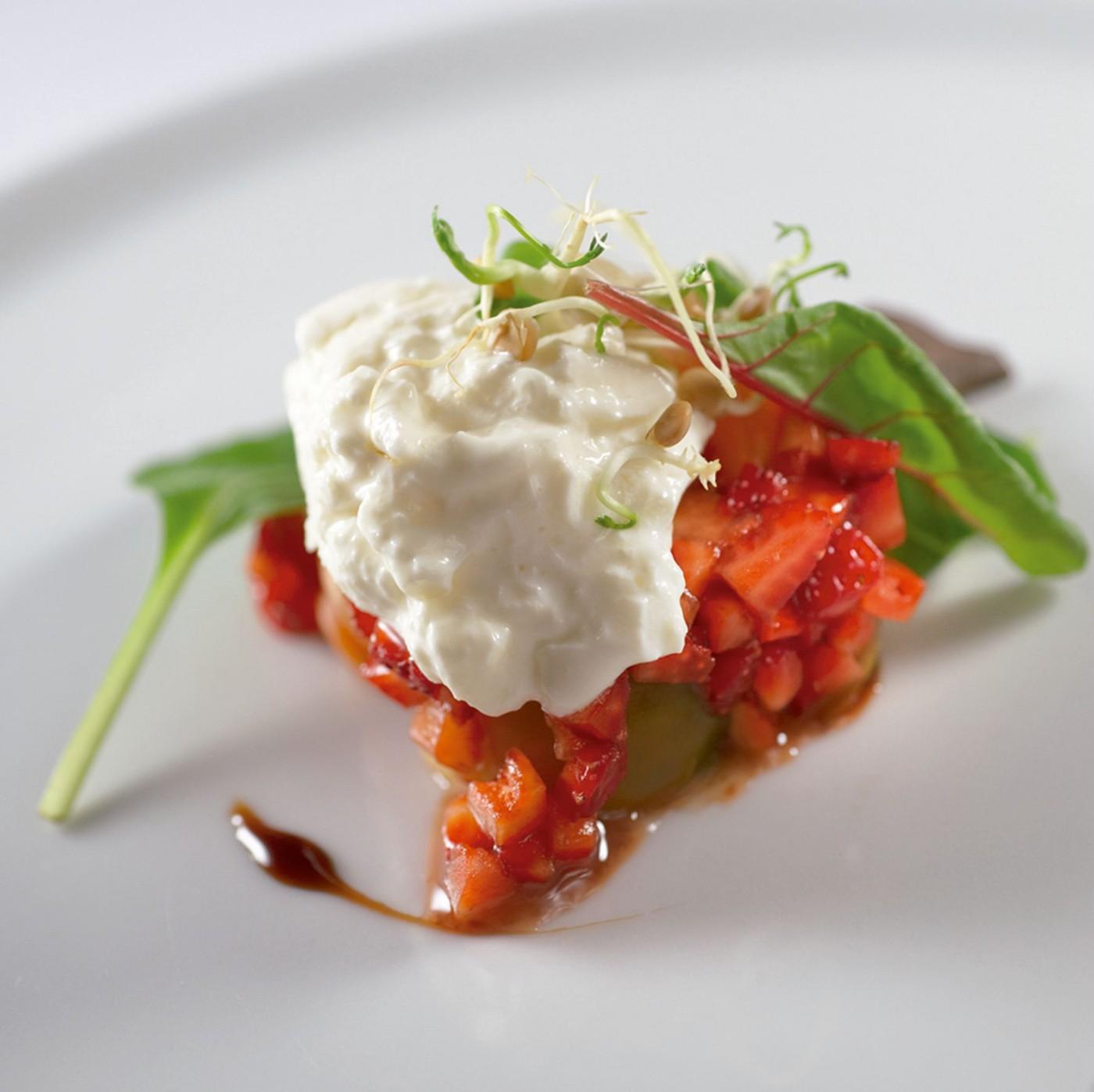 receta de Burratina Congelada Puglia In Tavola