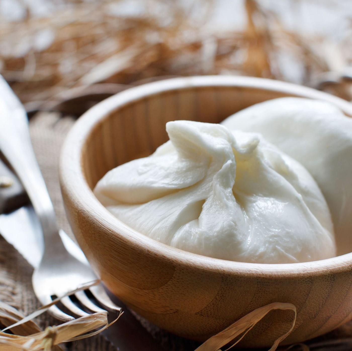 receta de Burrata congelada puglia in tavola