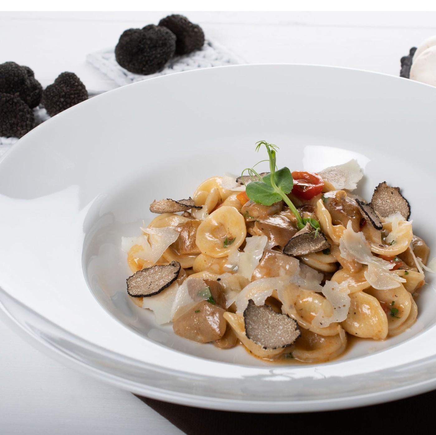 receta de Tartufo Moscato (Calibre 10g A 30g)