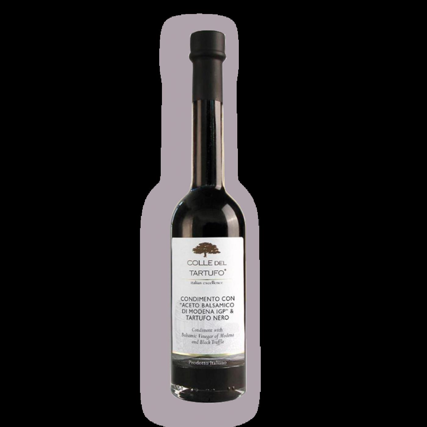 Vinagre Balsámico De Modena I.G.P. Con Trufa Negra
